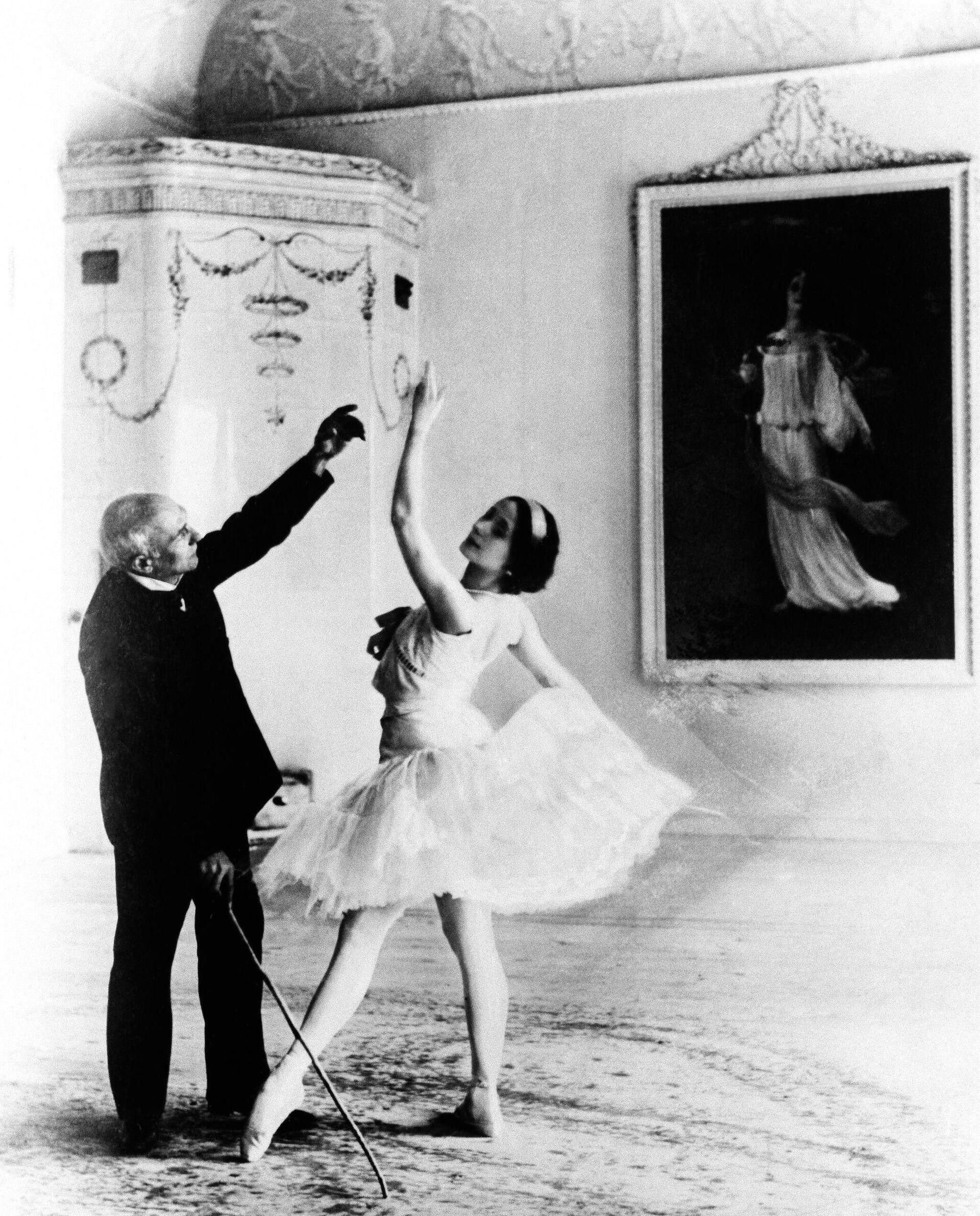 Enrico Cecchetti y Anna Pávlova - Sputnik Mundo, 1920, 12.02.2021