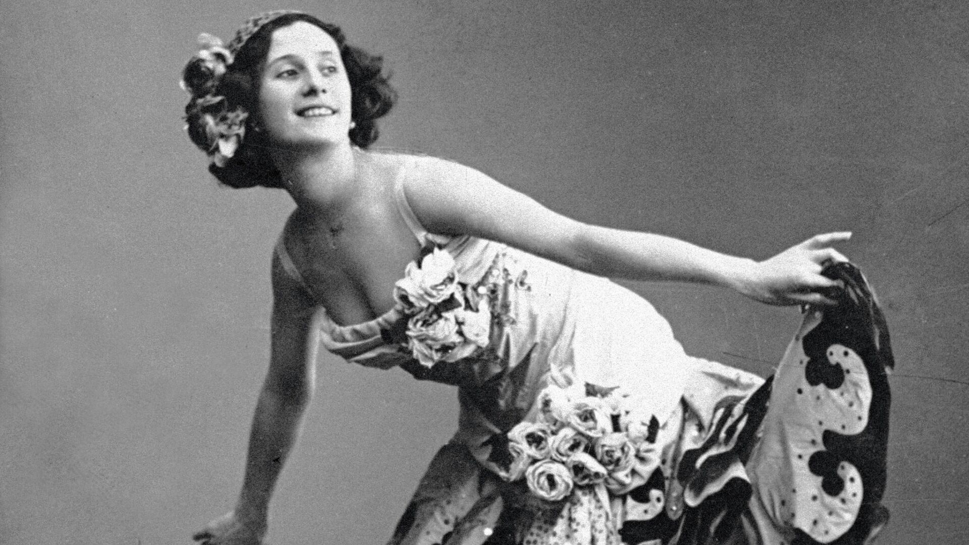Bailarina Anna Pávlova - Sputnik Mundo, 1920, 12.02.2021