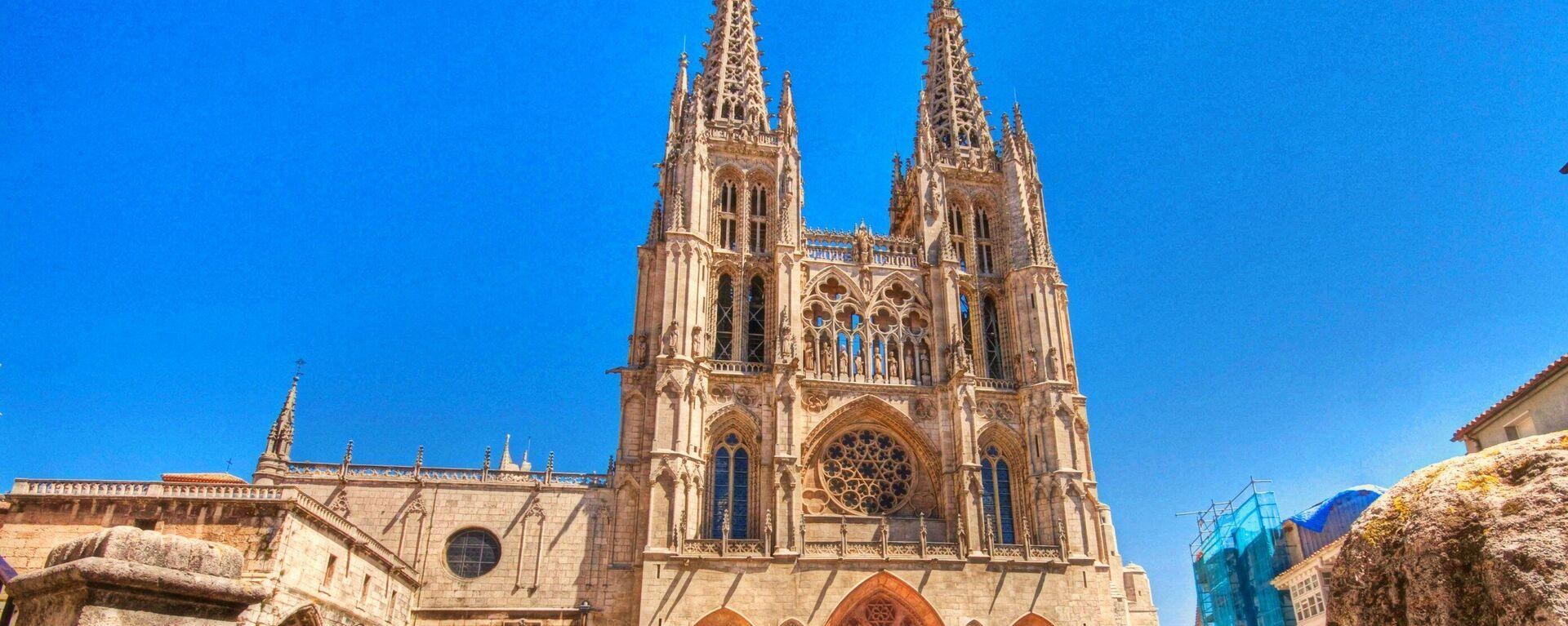 Catedral de Burgos - Sputnik Mundo, 1920, 12.02.2021