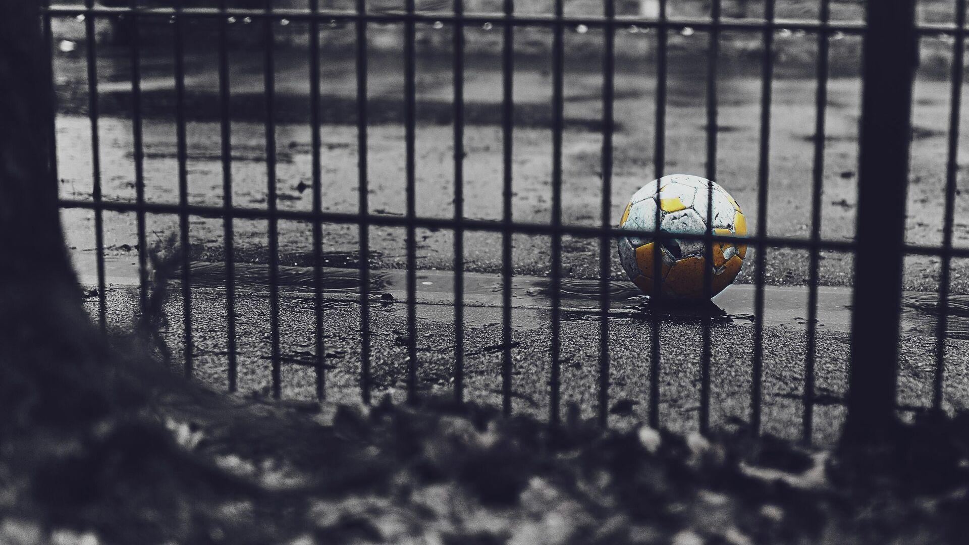 Una pelota - Sputnik Mundo, 1920, 12.02.2021