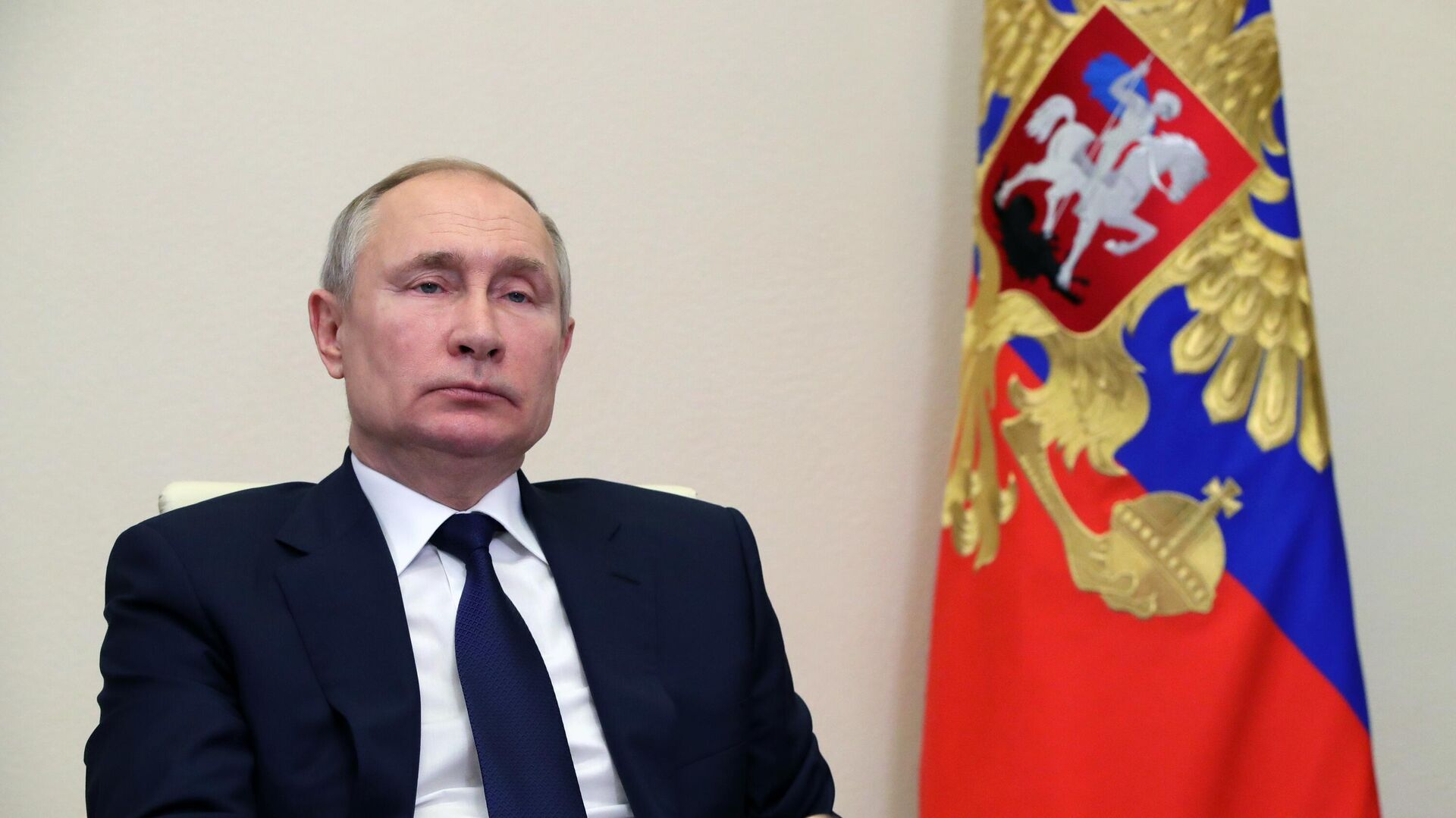 Vladímir Putin, presidente de Rusia - Sputnik Mundo, 1920, 01.03.2021