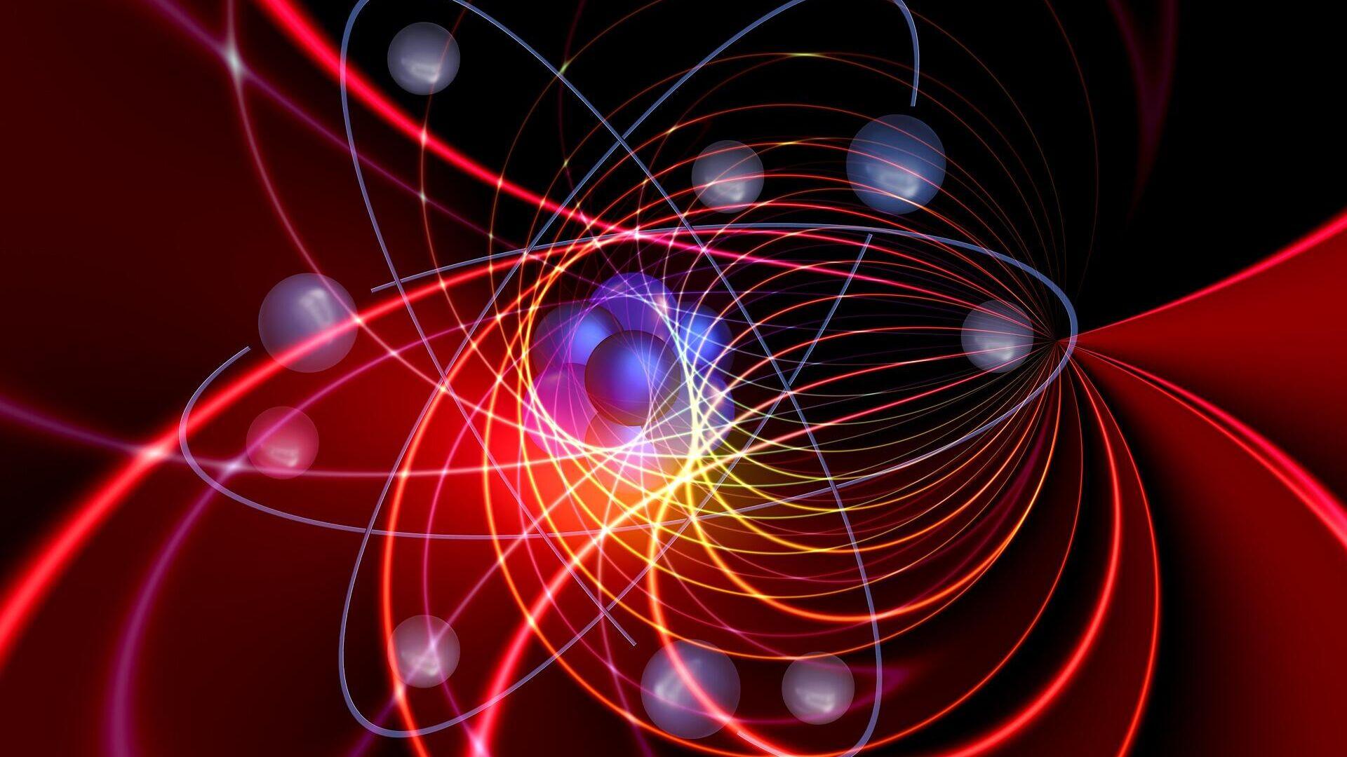 Física cuántica (imagen referencial) - Sputnik Mundo, 1920, 03.06.2021