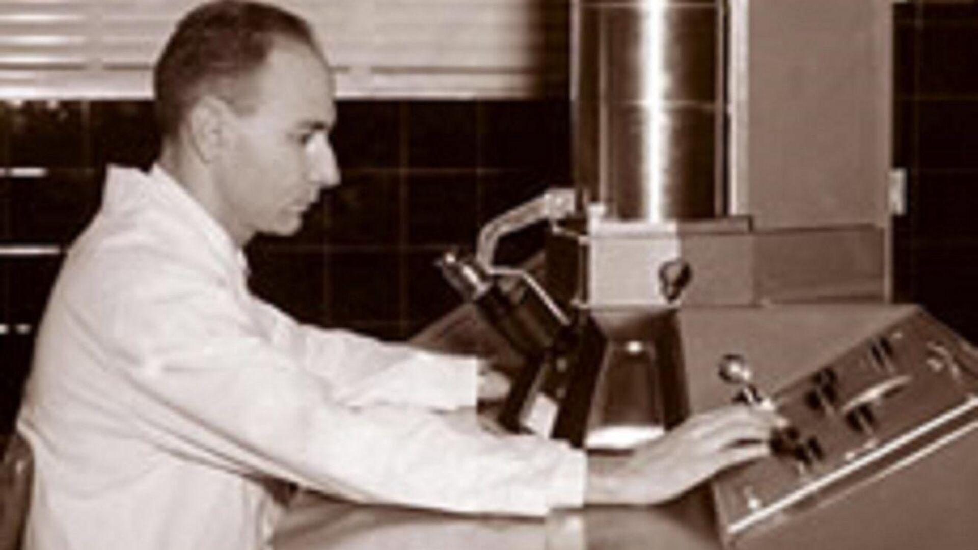 Humberto Fernández Morán, científico venezolano  - Sputnik Mundo, 1920, 17.02.2021