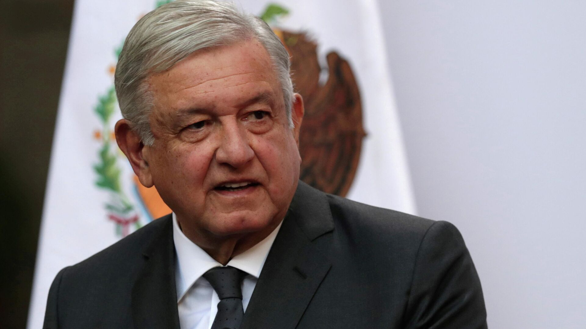El presidente de México, Andrés Manuel López Obrador - Sputnik Mundo, 1920, 25.03.2021