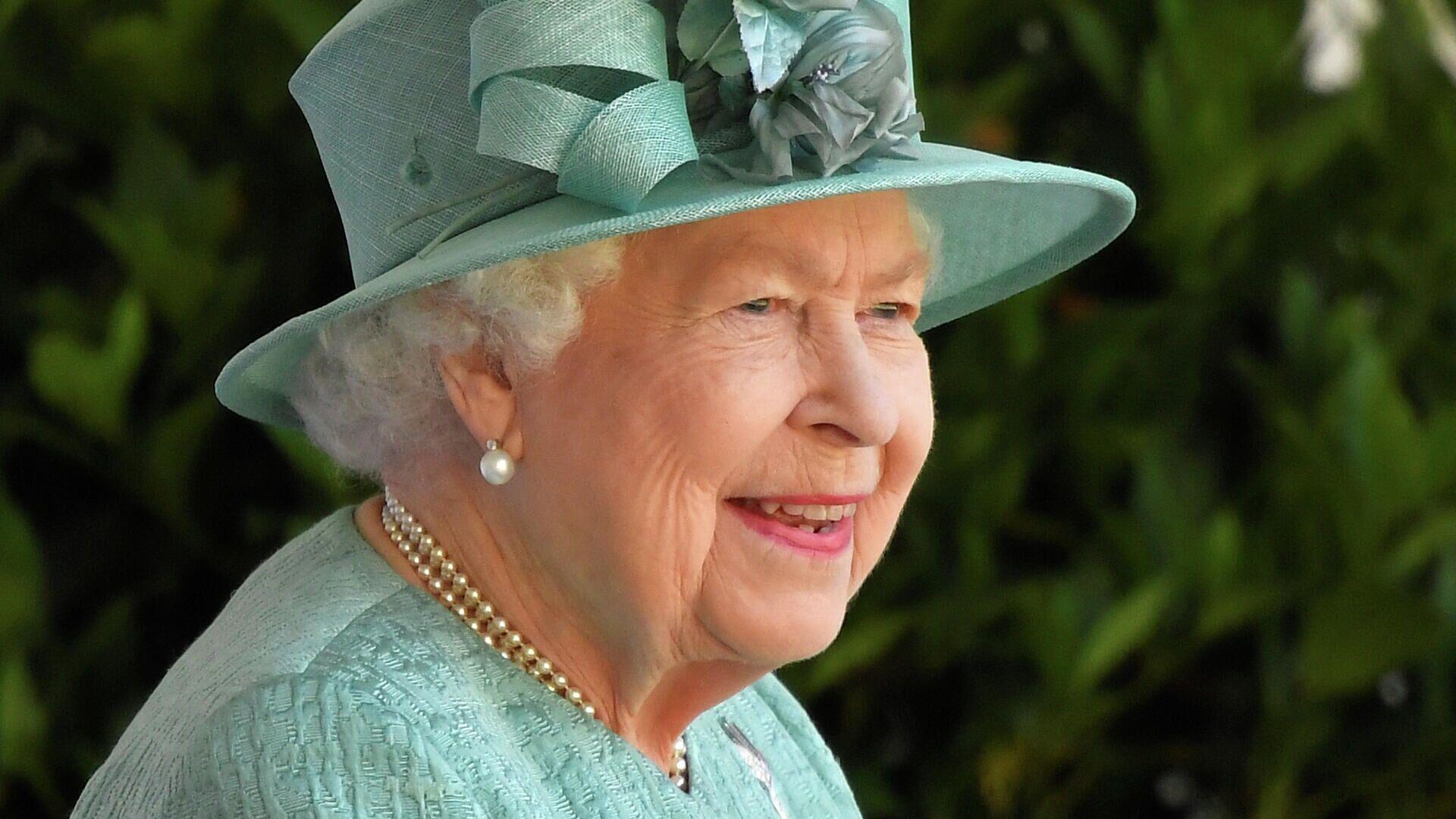 La reina británica Isabel II - Sputnik Mundo, 1920, 17.02.2021