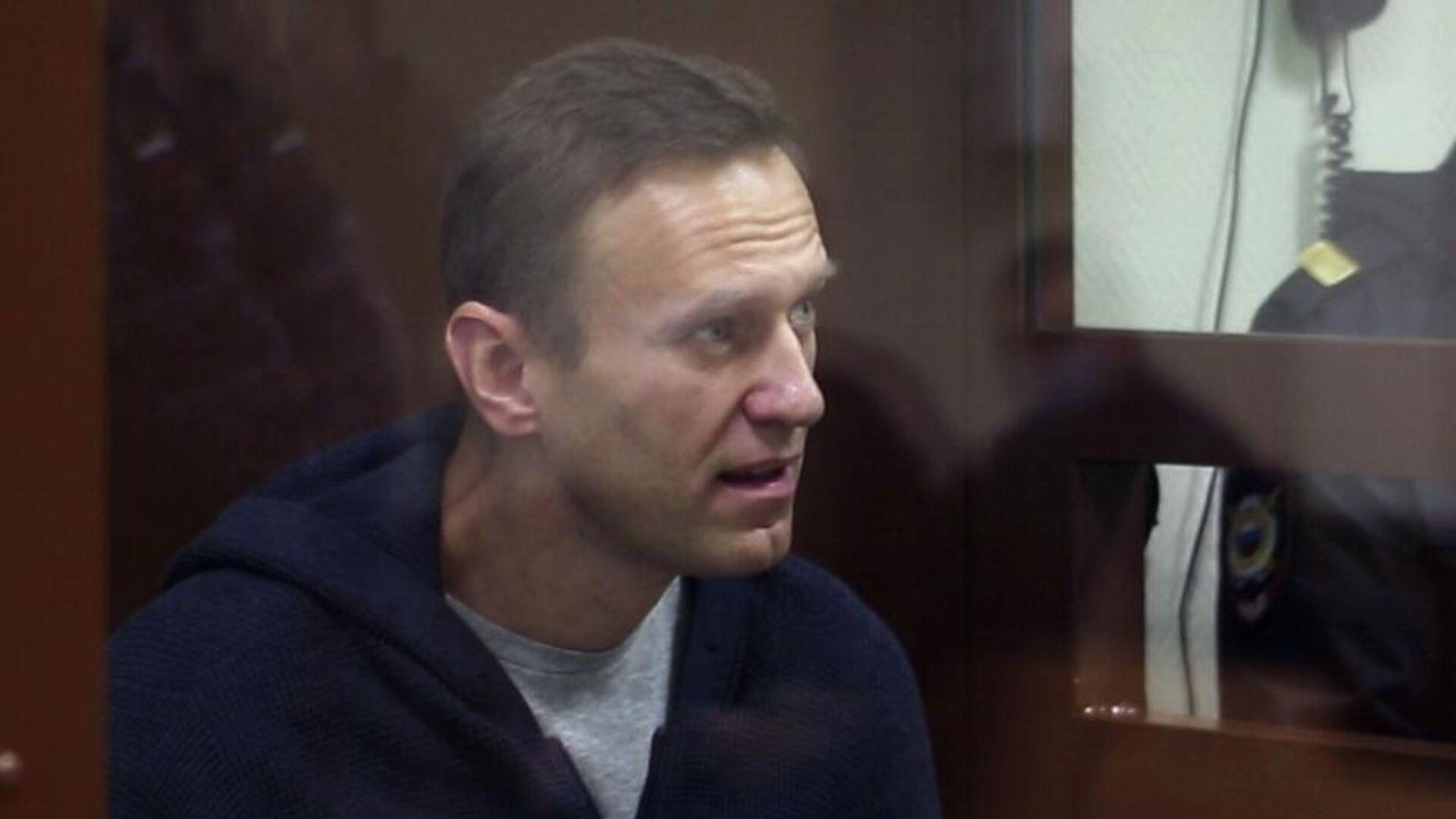 Alexéi Navalni, bloguero opositor ruso - Sputnik Mundo, 1920, 18.02.2021