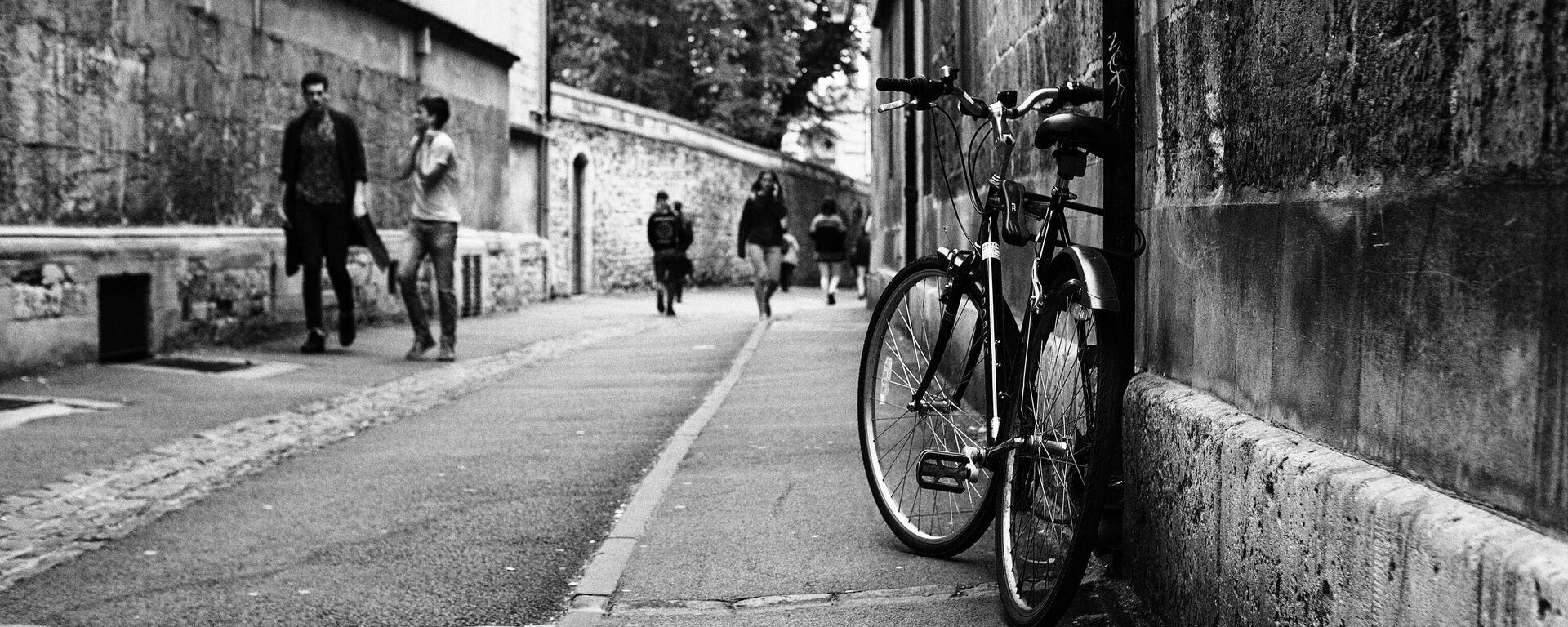 Bicicleta  - Sputnik Mundo, 1920, 21.02.2021