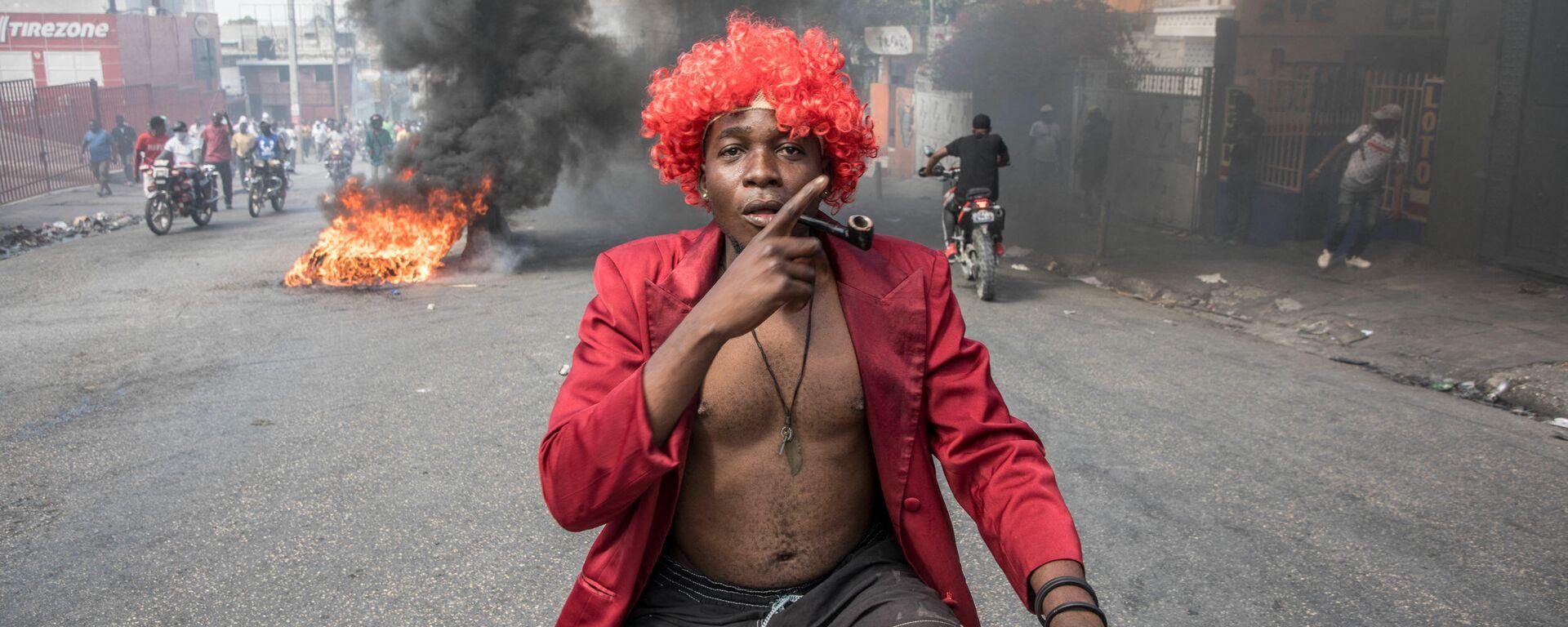 Protestas Haití - Sputnik Mundo, 1920, 07.07.2021