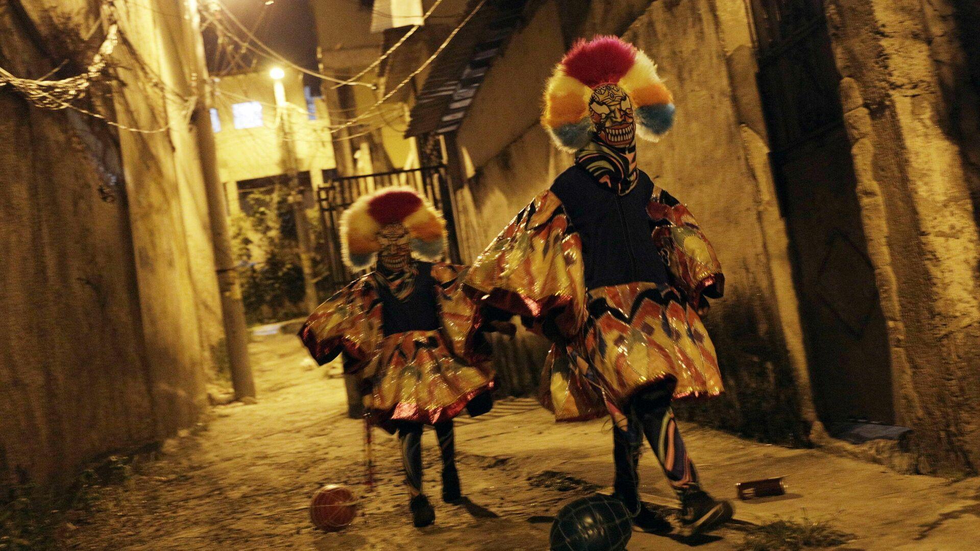 Carnaval Brasil - Sputnik Mundo, 1920, 14.06.2021