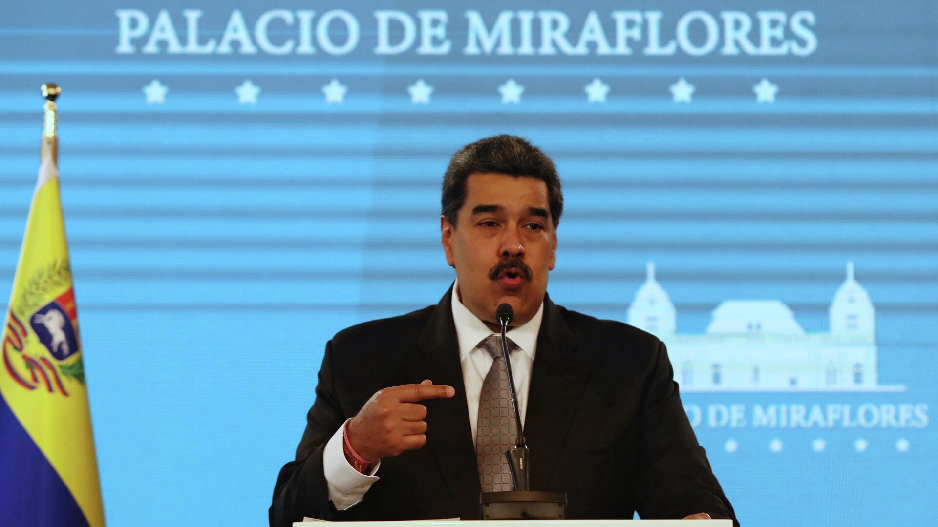 Nicolás Maduro, presidente de Venezuela - Sputnik Mundo, 1920, 20.08.2021