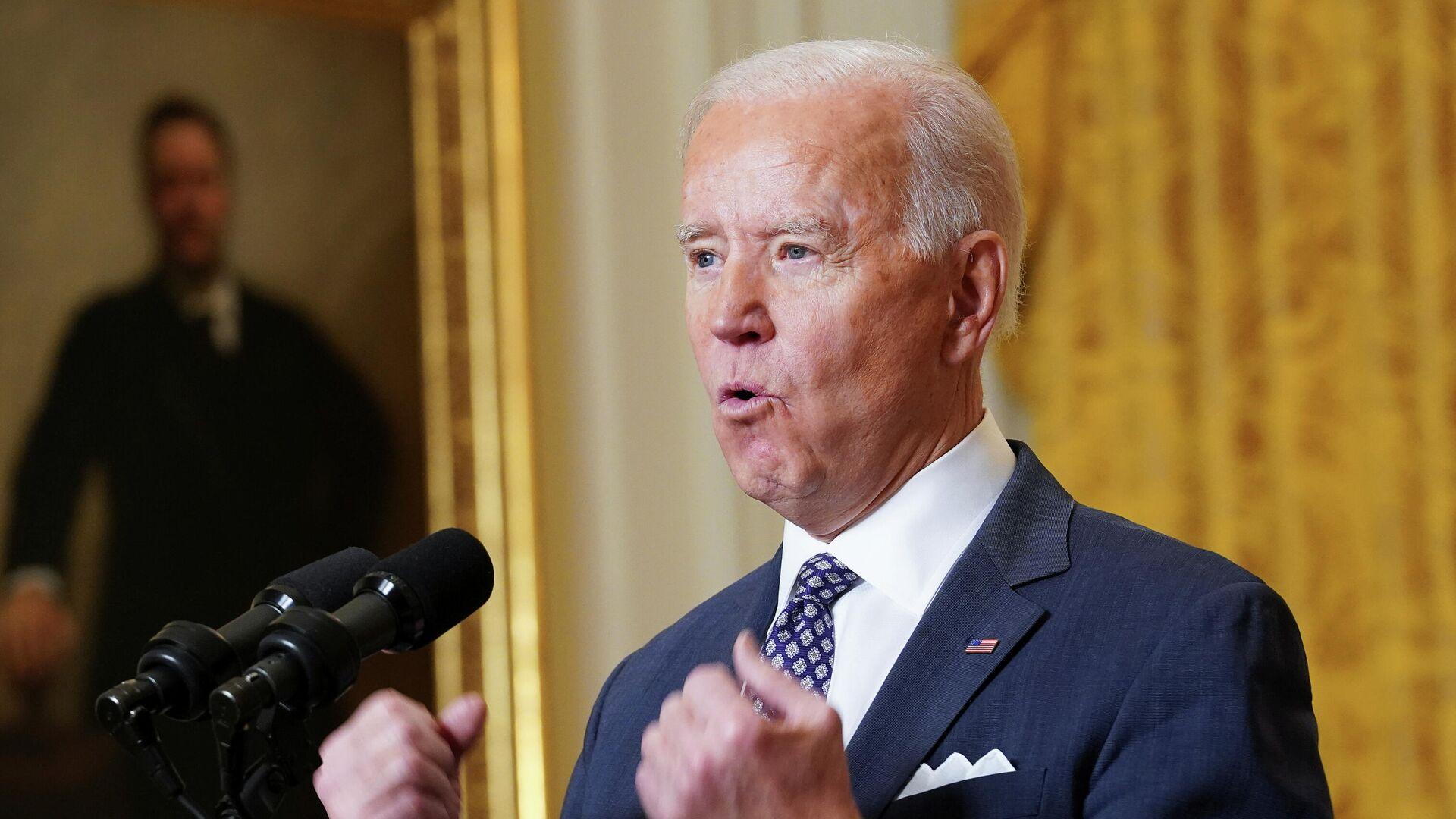 Joe Biden, presidente de EEUU - Sputnik Mundo, 1920, 08.05.2021