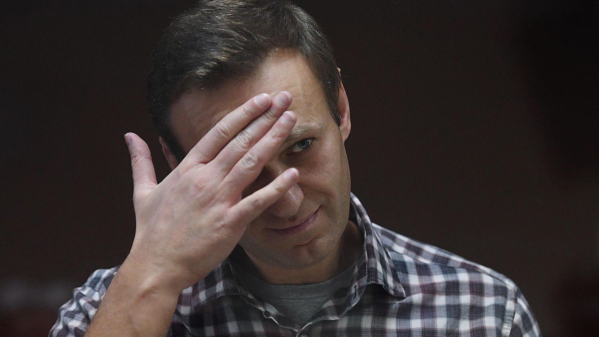 Alexéi Navalni, bloguero opositor ruso - Sputnik Mundo, 1920, 09.06.2021