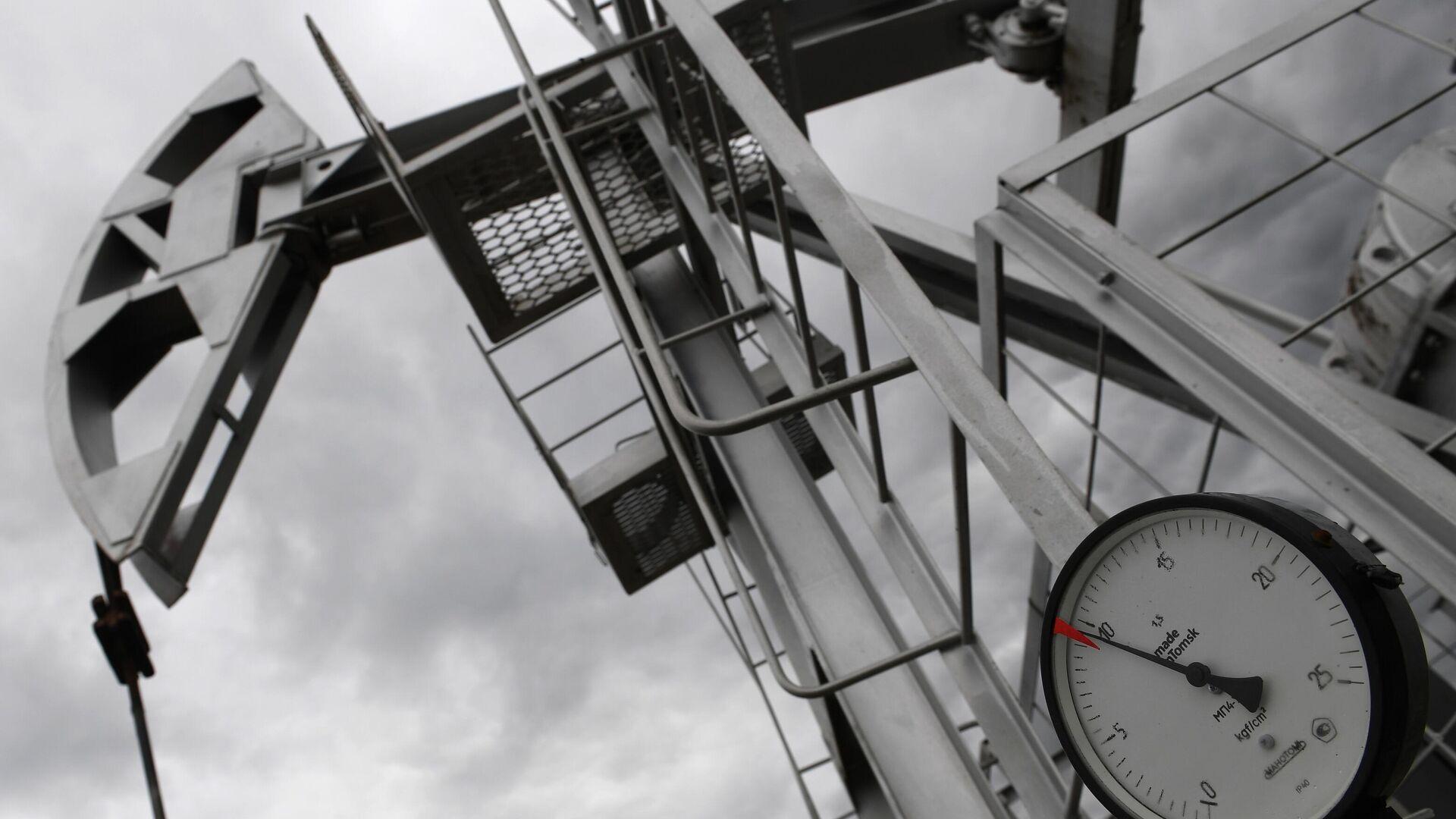 Una plataforma petrolera - Sputnik Mundo, 1920, 20.02.2021