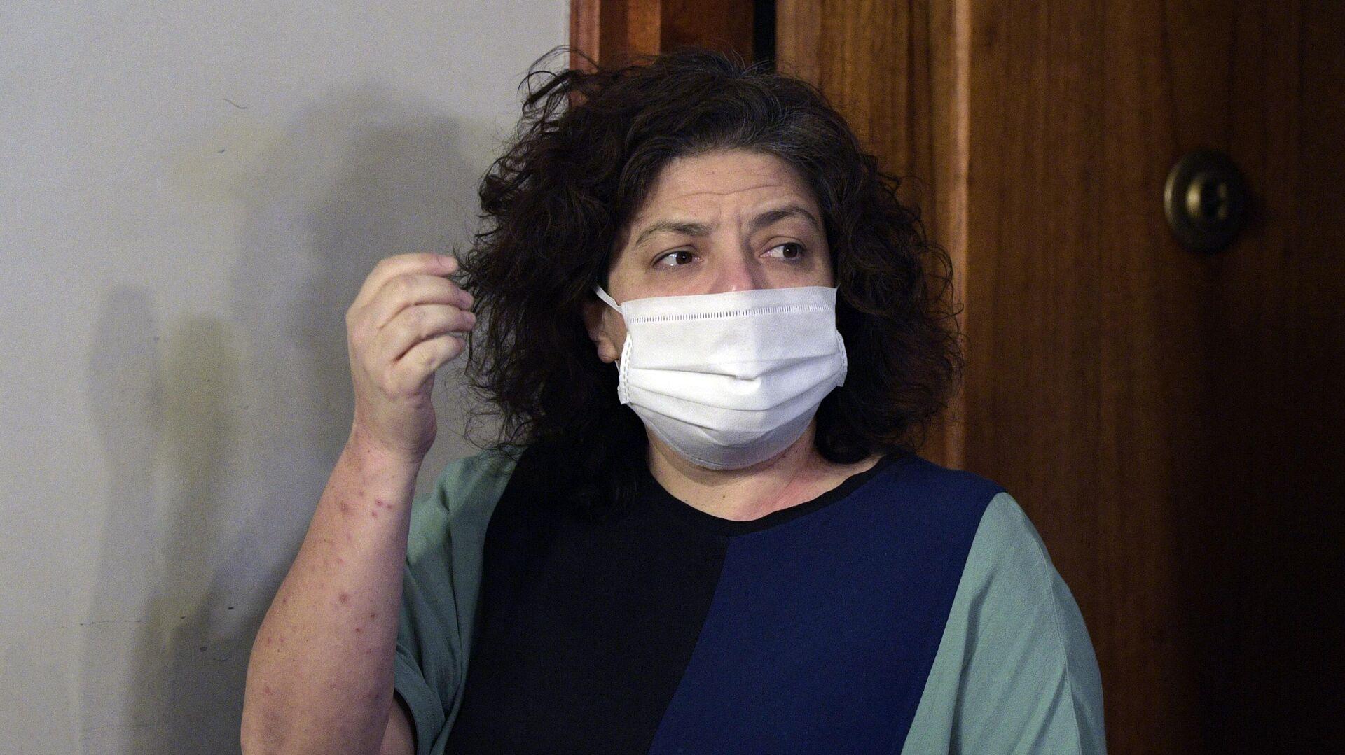 Carla Vizzotti, ministra de Salud de Argentina - Sputnik Mundo, 1920, 20.02.2021