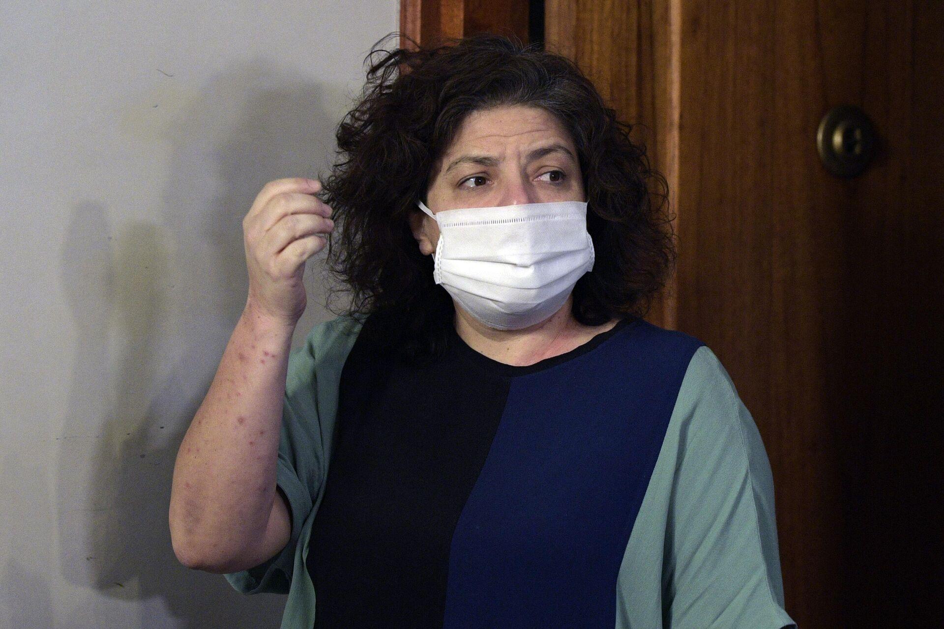 Carla Vizzotti, ministra de Salud de Argentina - Sputnik Mundo, 1920, 23.02.2021