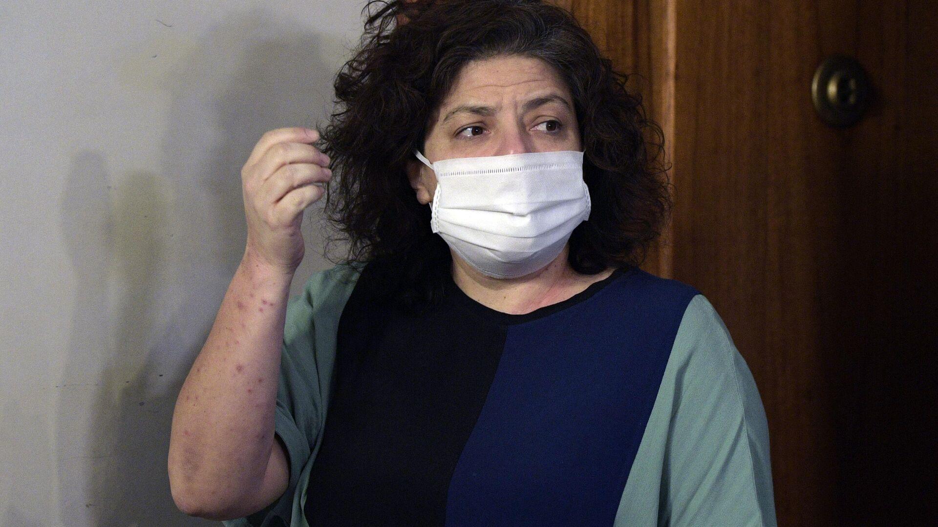 Carla Vizzotti, ministra de Salud de Argentina - Sputnik Mundo, 1920, 23.06.2021