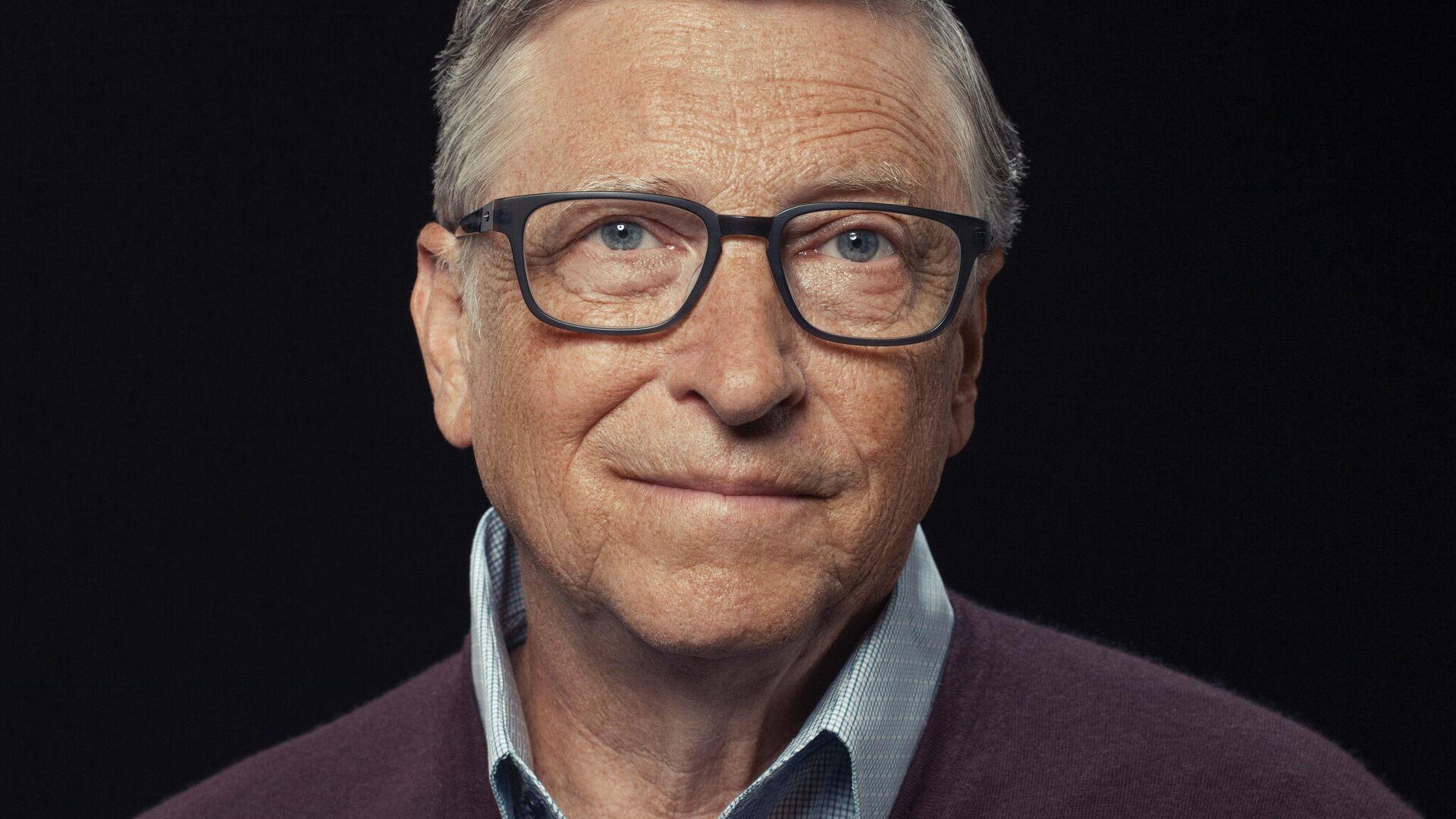 Bill Gates, fundador de Microsoft - Sputnik Mundo, 1920, 23.02.2021