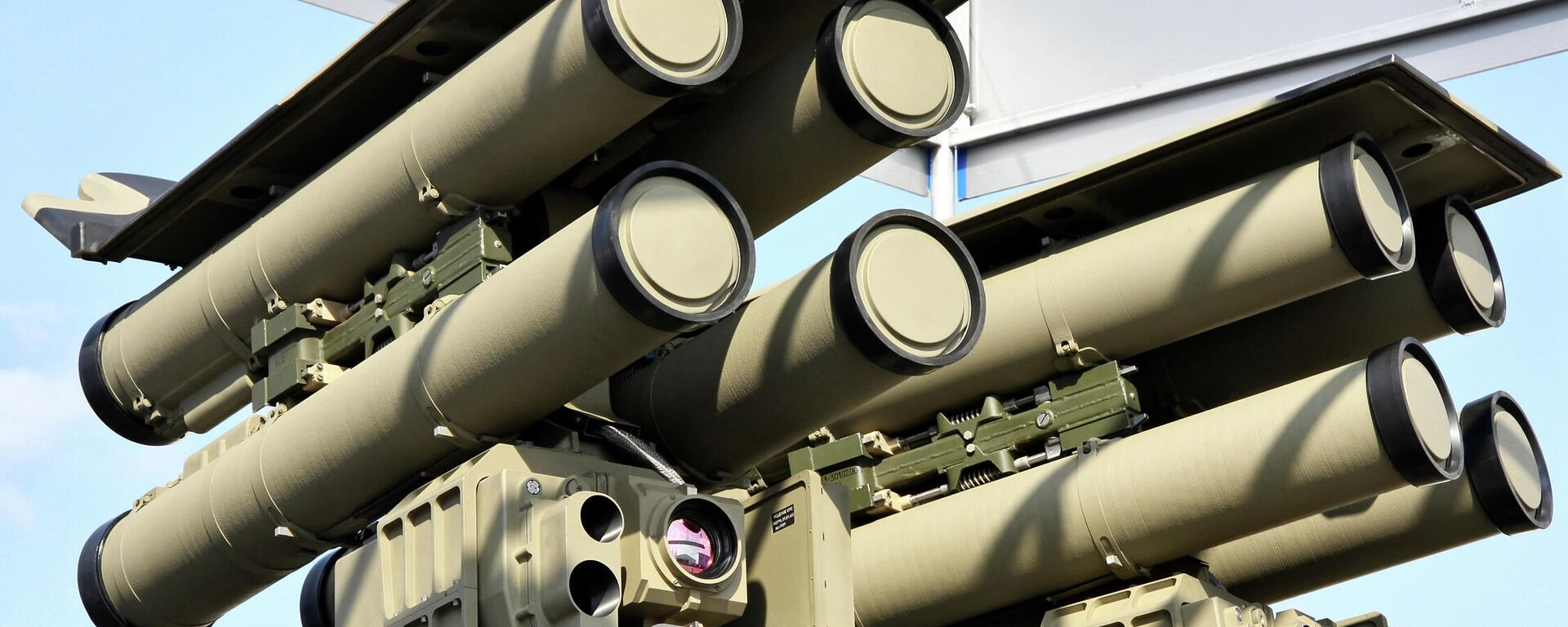 Misiles guiados antitanque Kornet E - Sputnik Mundo, 1920, 24.08.2021
