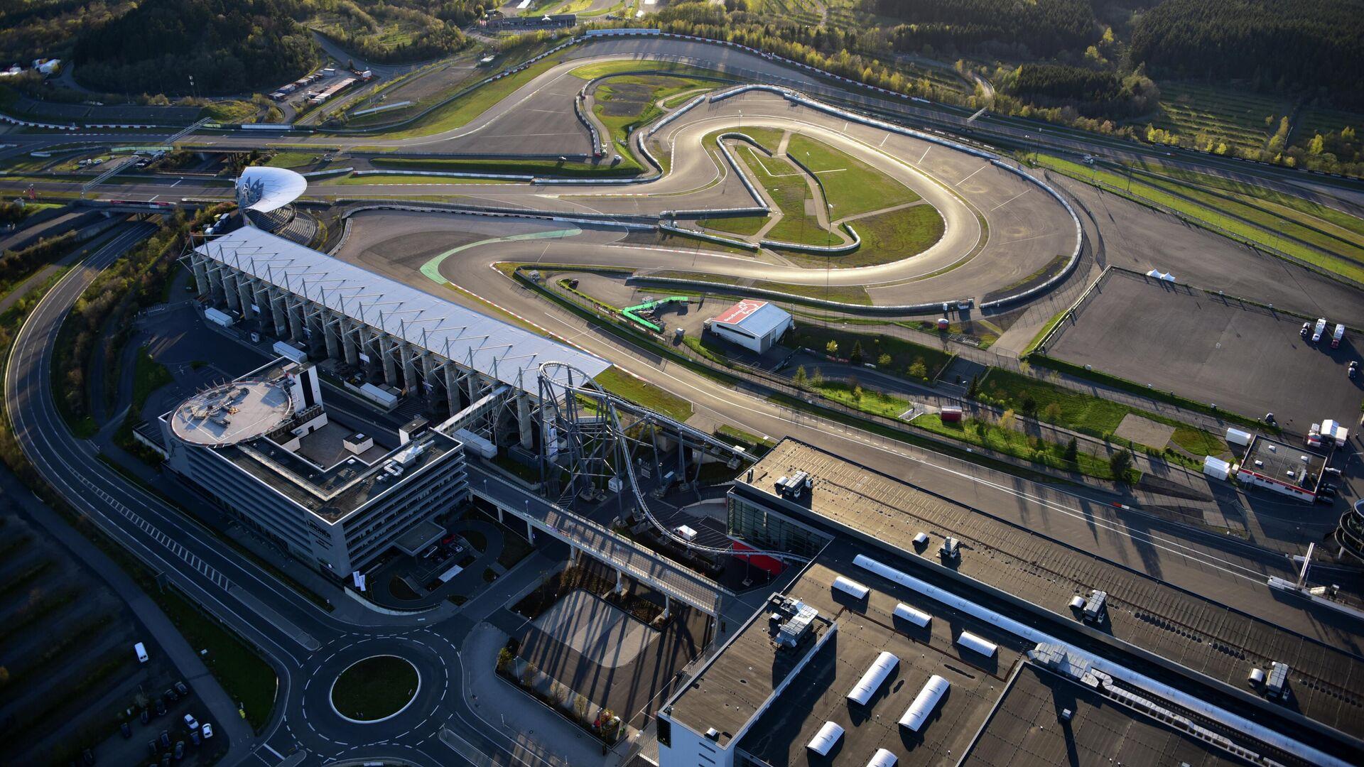 El circuito Nurburgring, foto de archivo - Sputnik Mundo, 1920, 22.02.2021