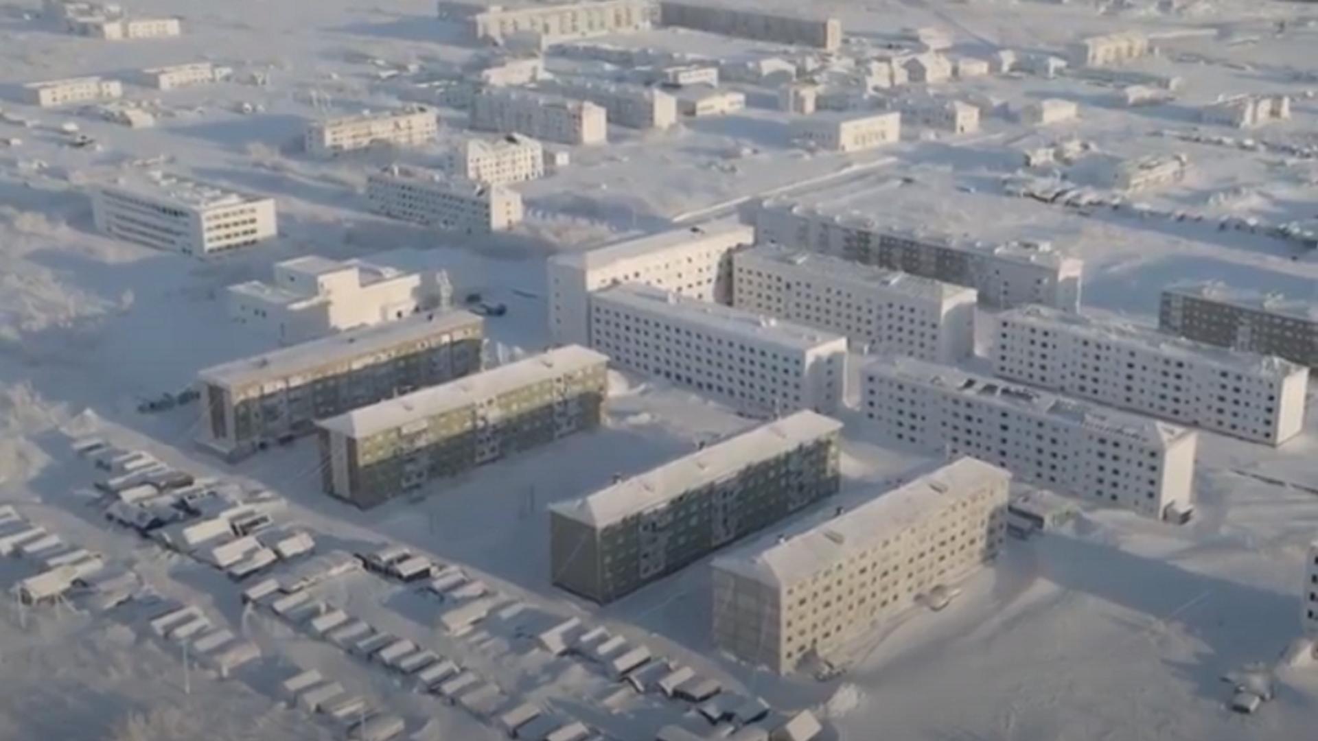 Ciudad rusa de Vorkutá - Sputnik Mundo, 1920, 23.02.2021