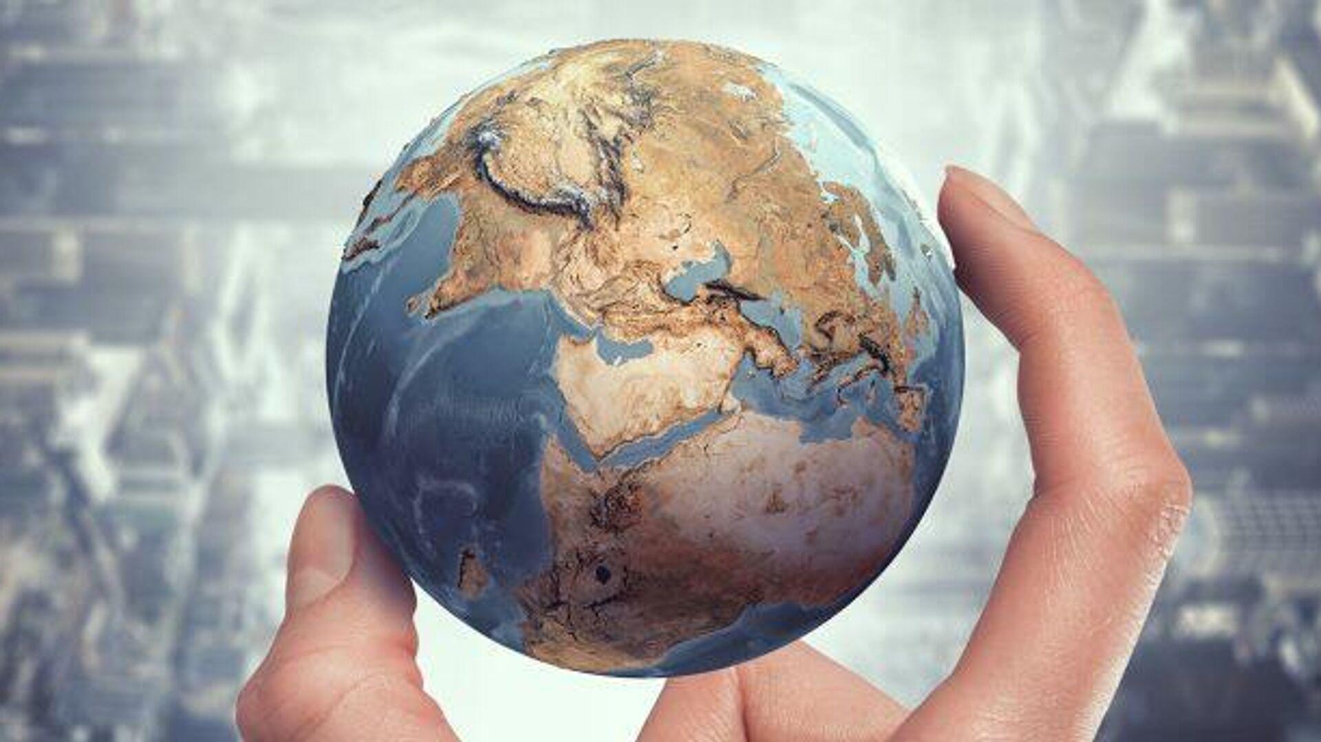 En Orbita 23 - Sputnik Mundo, 1920, 22.02.2021