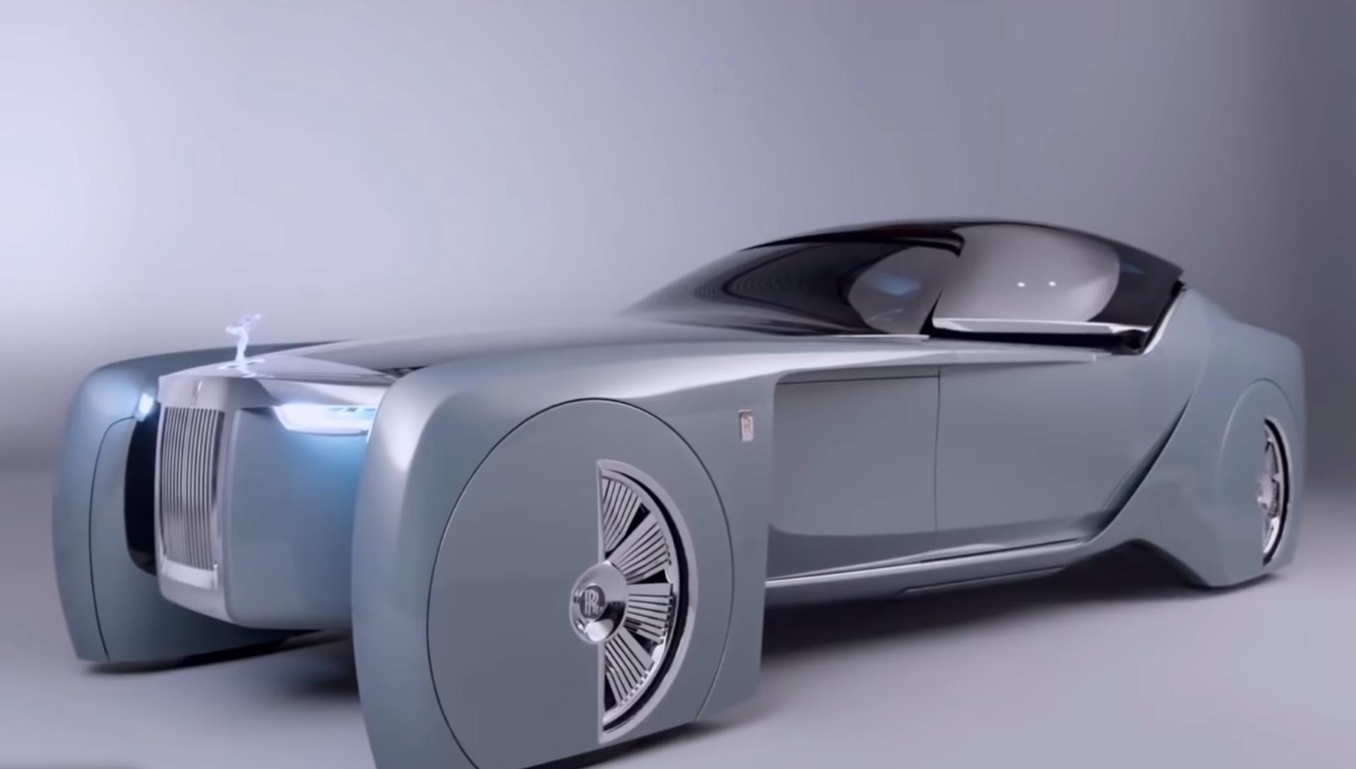 El concepto 103EX de Rolls-Royce - Sputnik Mundo, 1920, 23.02.2021