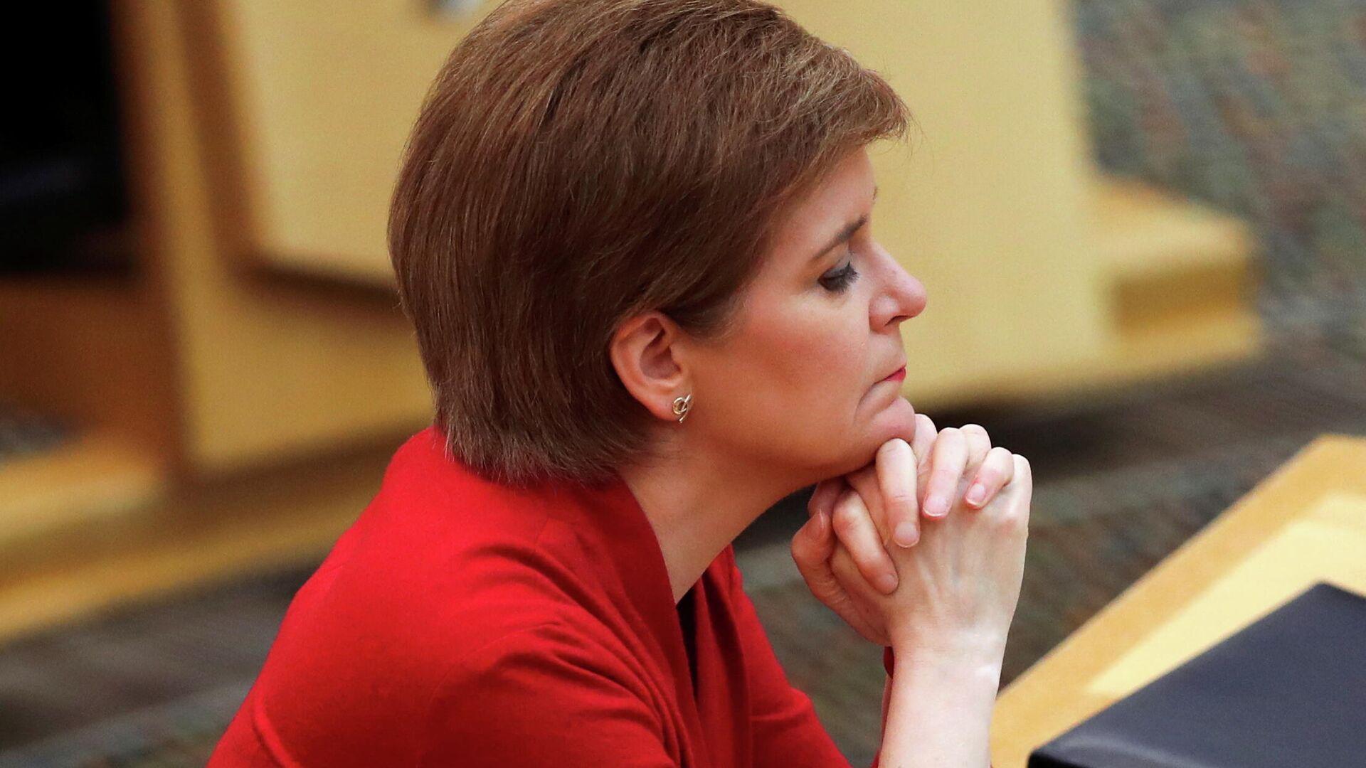 Primera ministra de Escocia, Nicola Sturgeon - Sputnik Mundo, 1920, 23.02.2021