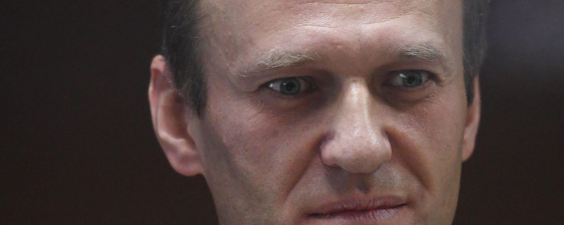 Alexéi Navalni, bloguero opositor ruso - Sputnik Mundo, 1920, 02.09.2021