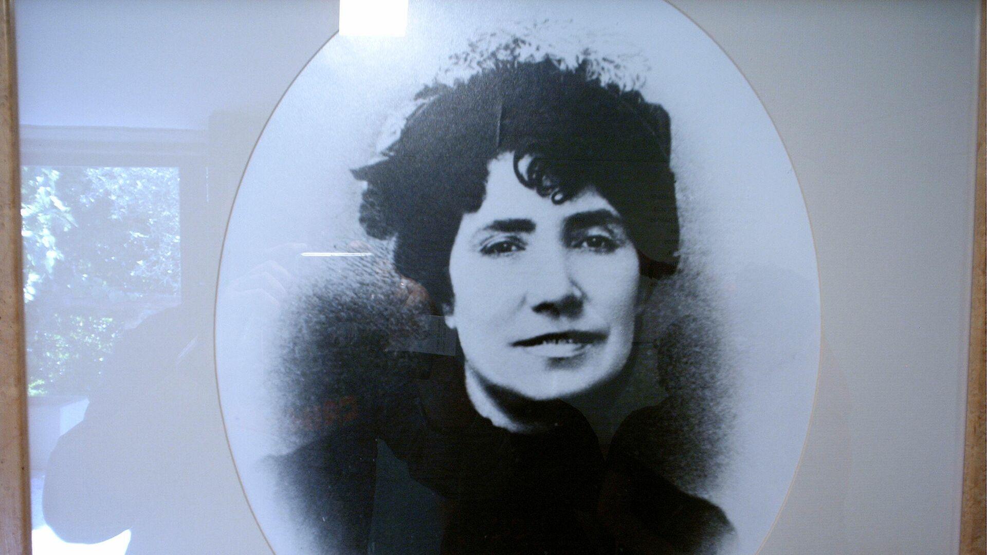 Foto referencial de Rosalía de Castro  - Sputnik Mundo, 1920, 24.02.2021