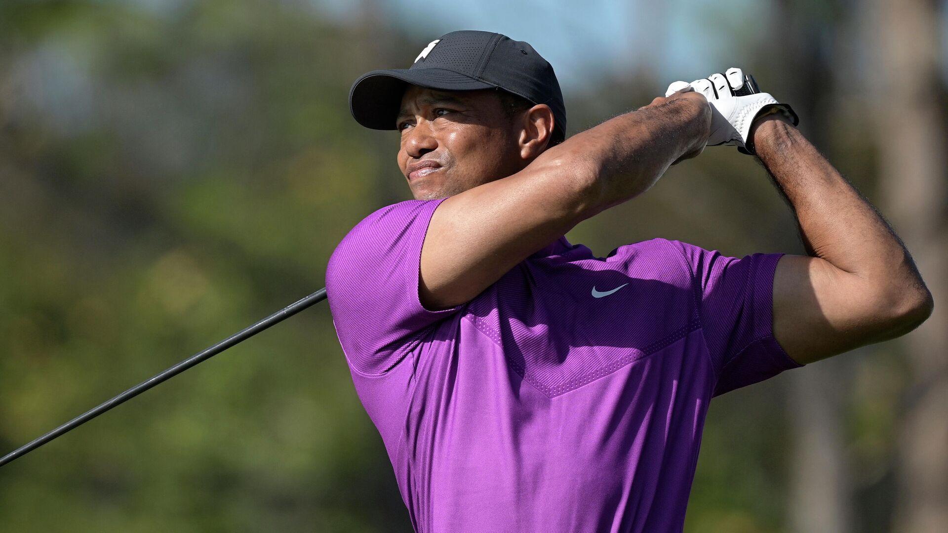 Tiger Woods, golfista - Sputnik Mundo, 1920, 25.02.2021