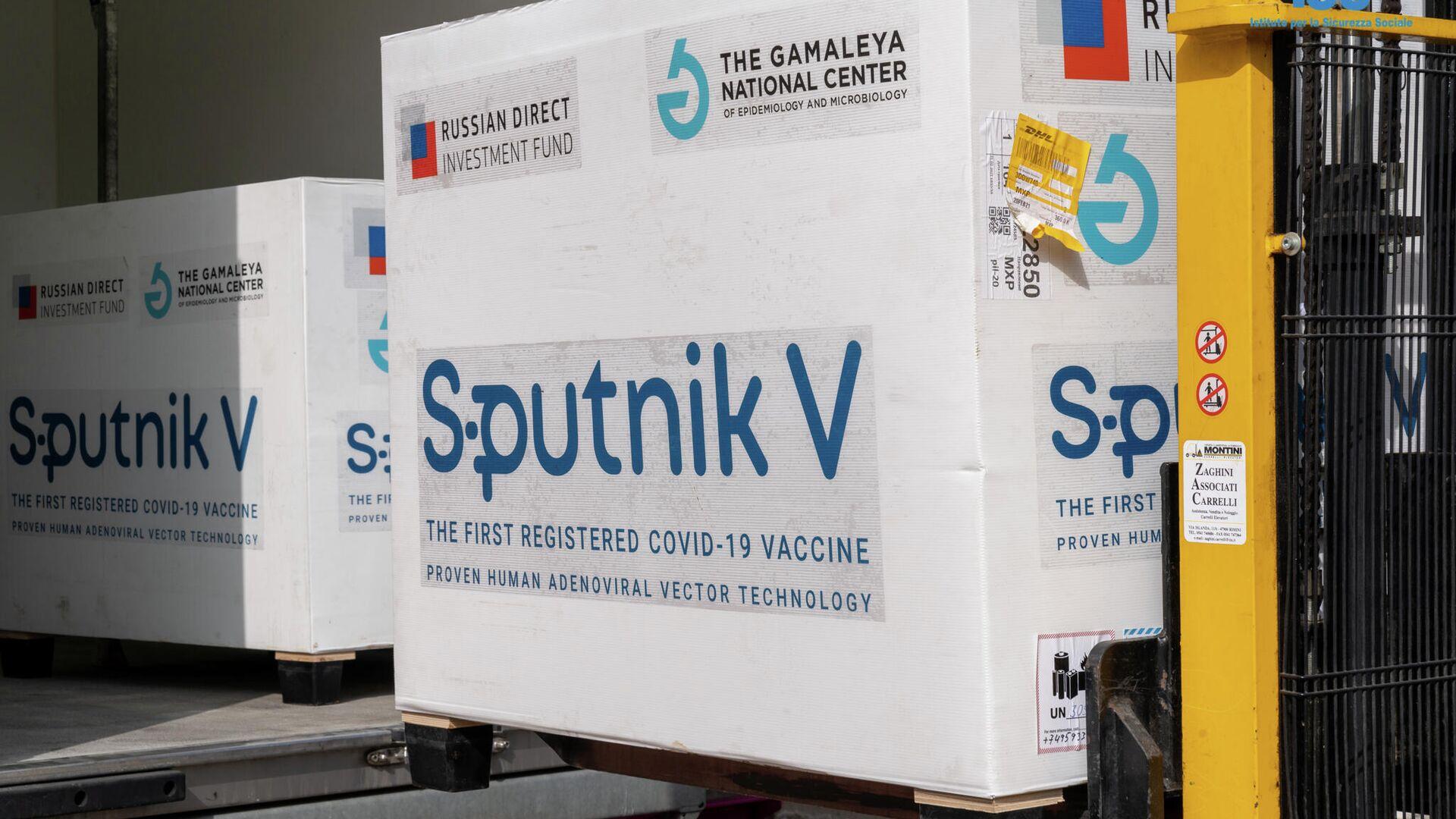 La vacuna Sputnik V en San Marino - Sputnik Mundo, 1920, 26.02.2021