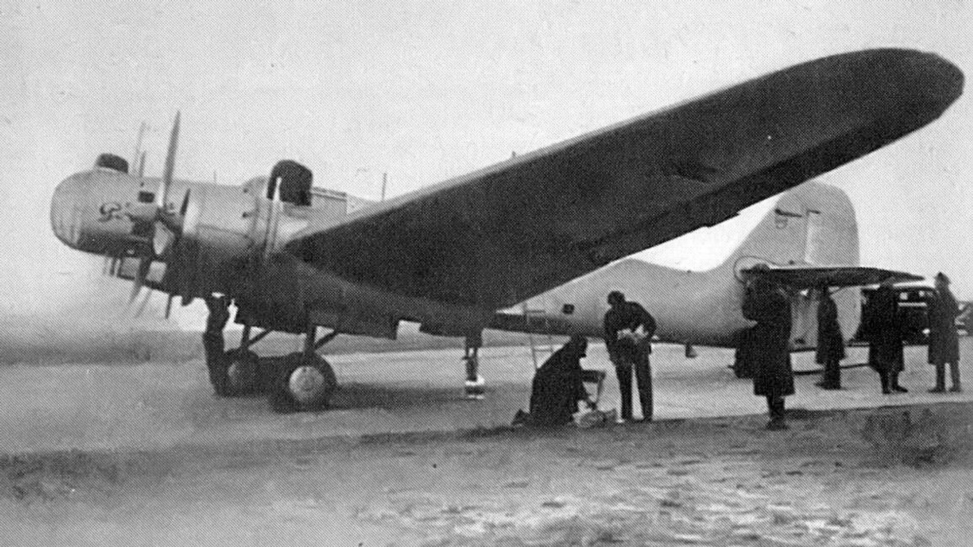 Tupolev ANT-37 - Sputnik Mundo, 1920, 25.02.2021