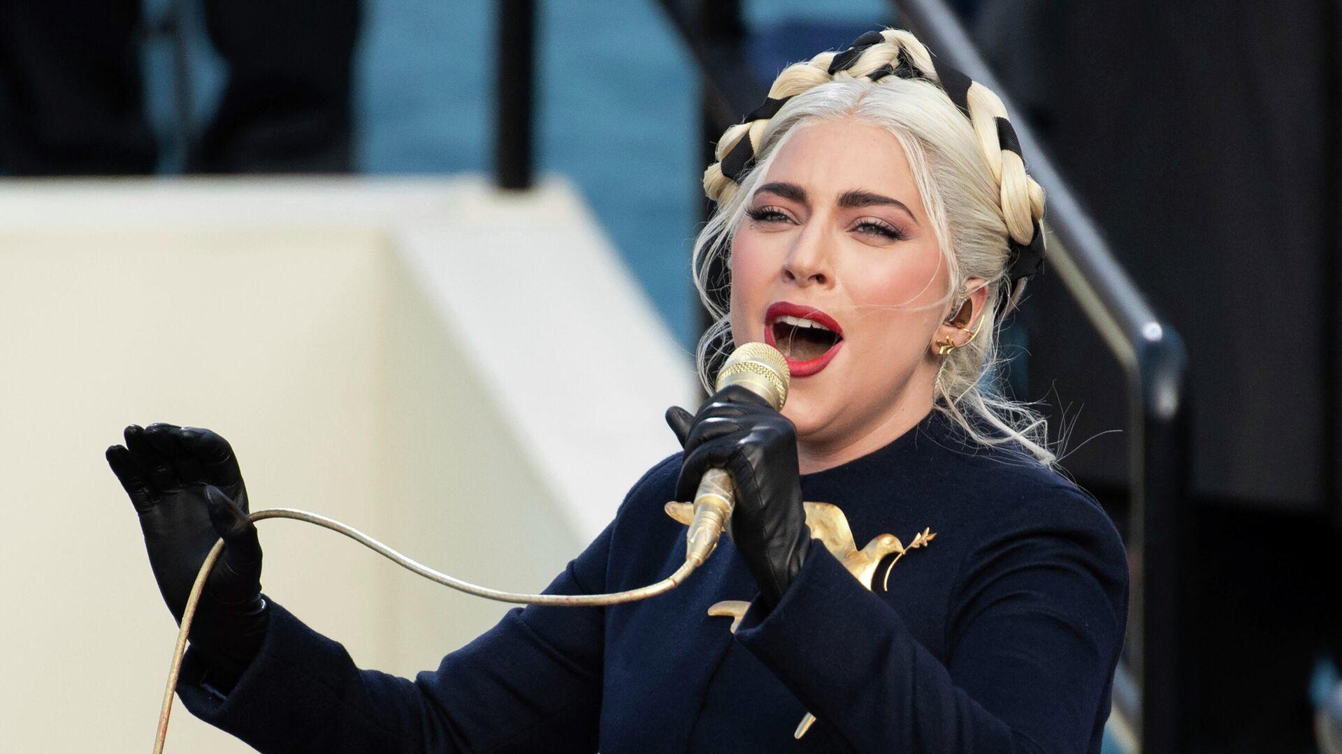 Lady Gaga, cantante estadounidense - Sputnik Mundo, 1920, 26.02.2021