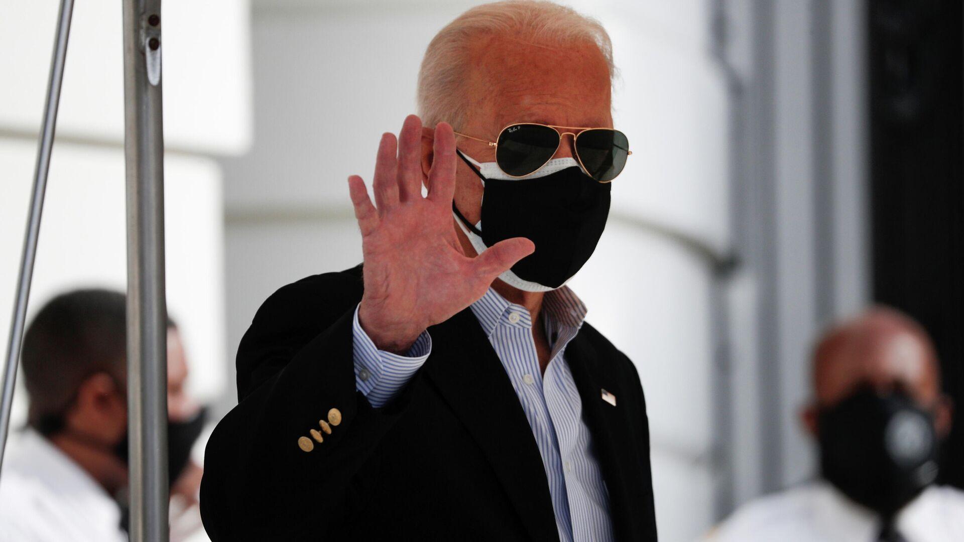 Joe Biden, presidente de Estados Unidos - Sputnik Mundo, 1920, 26.02.2021