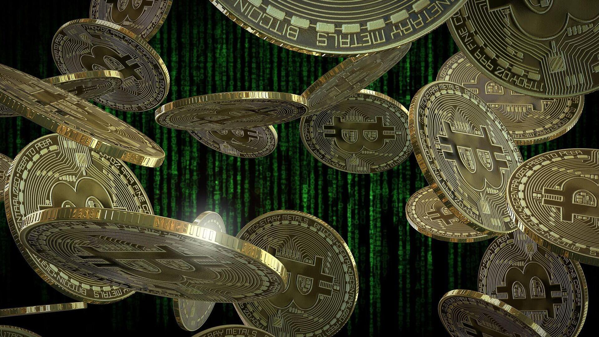 Bitcóin - Sputnik Mundo, 1920, 27.02.2021