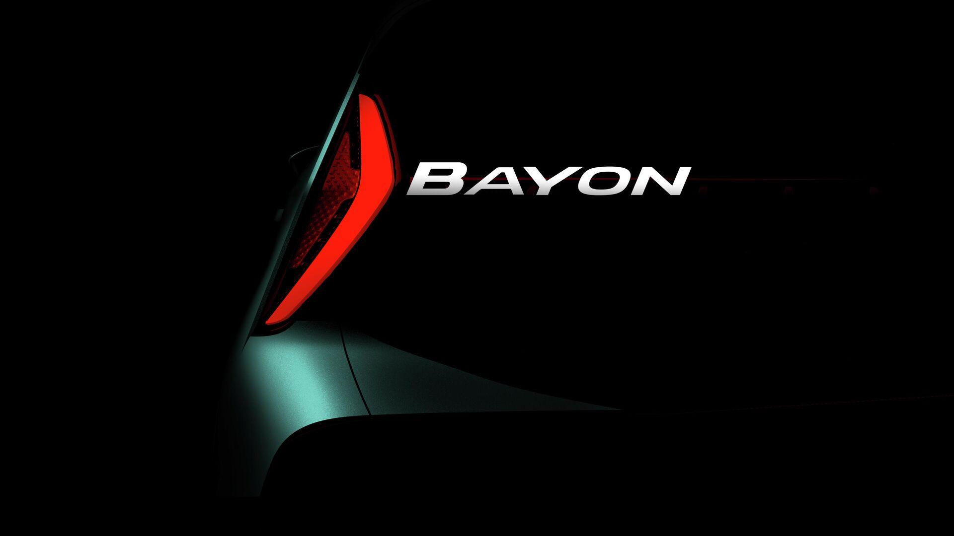 Bayon, nuevo todoterreno ligero de Hyundai - Sputnik Mundo, 1920, 27.02.2021