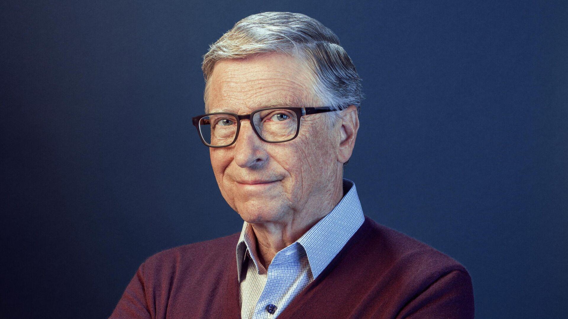 Bill Gates, cofundador de Microsoft - Sputnik Mundo, 1920, 01.03.2021