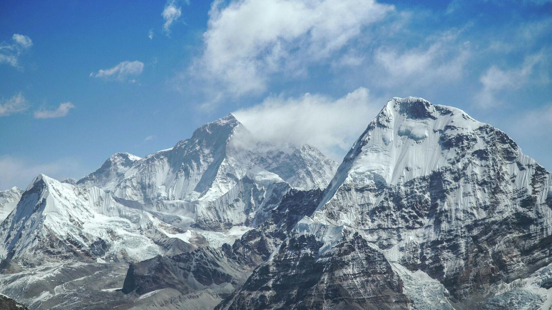 El Himalaya - Sputnik Mundo, 1920, 01.03.2021