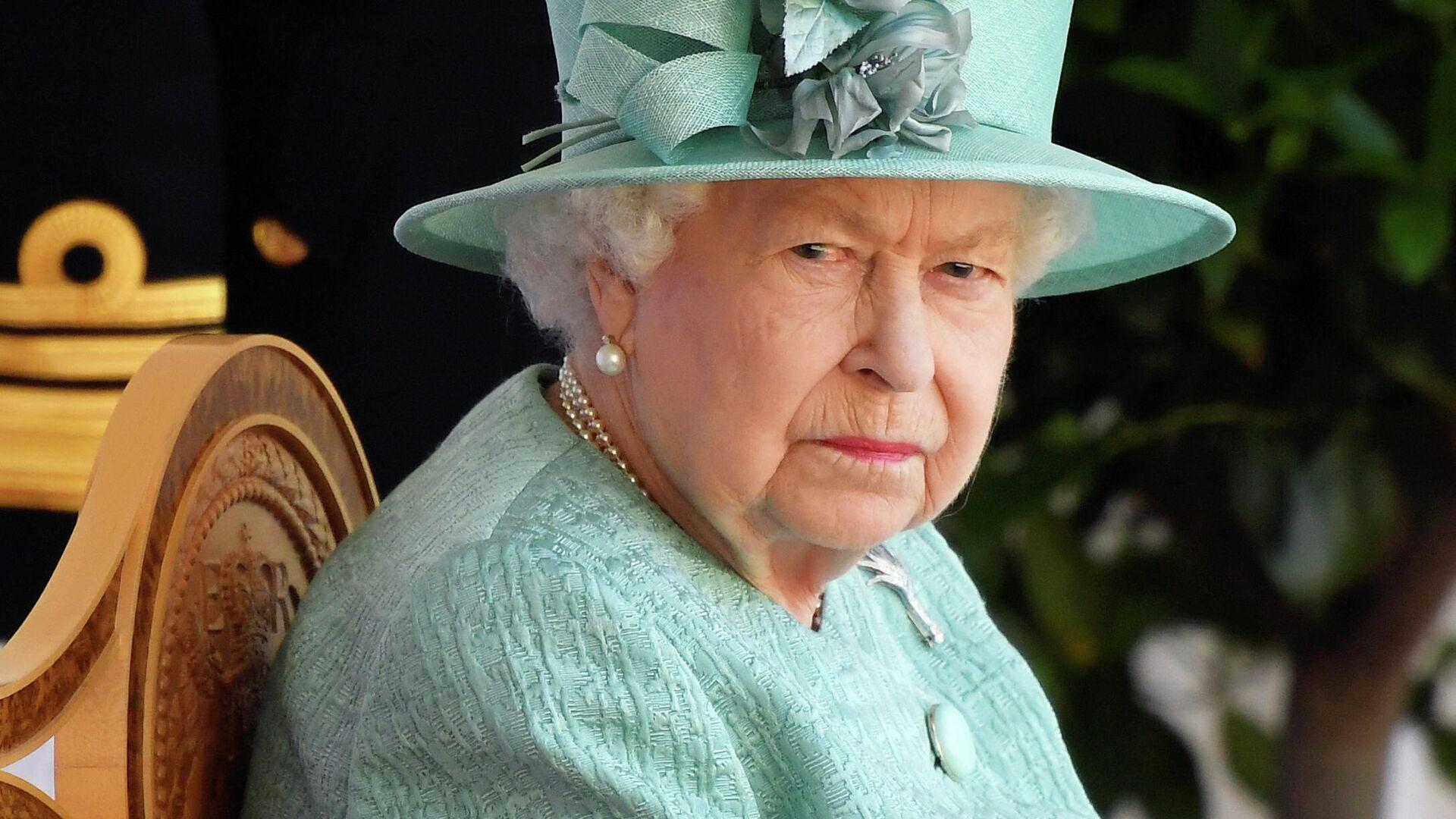 La reina Isabel II - Sputnik Mundo, 1920, 01.03.2021