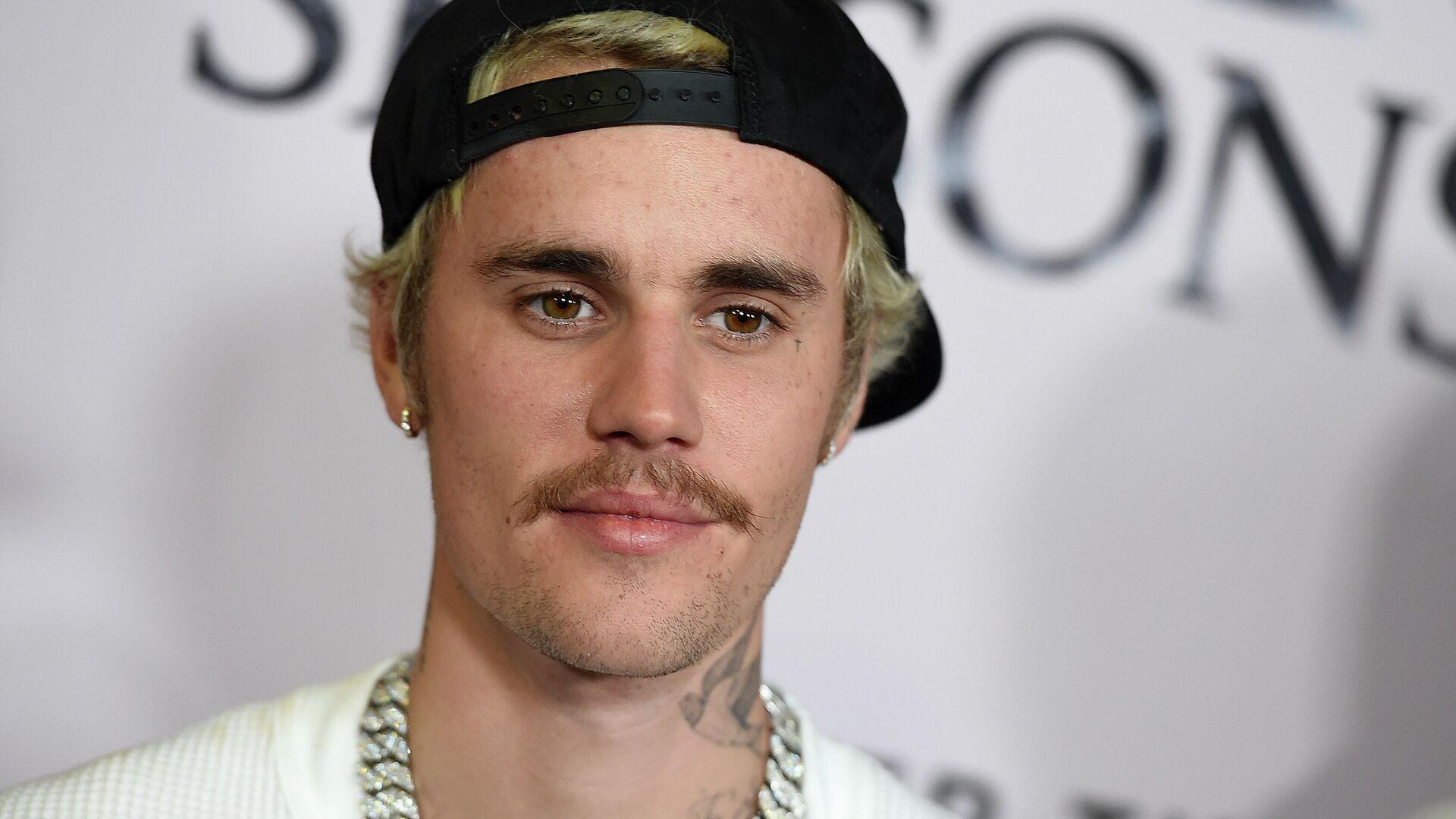 Justin Bieber, cantante canadiense - Sputnik Mundo, 1920, 01.03.2021