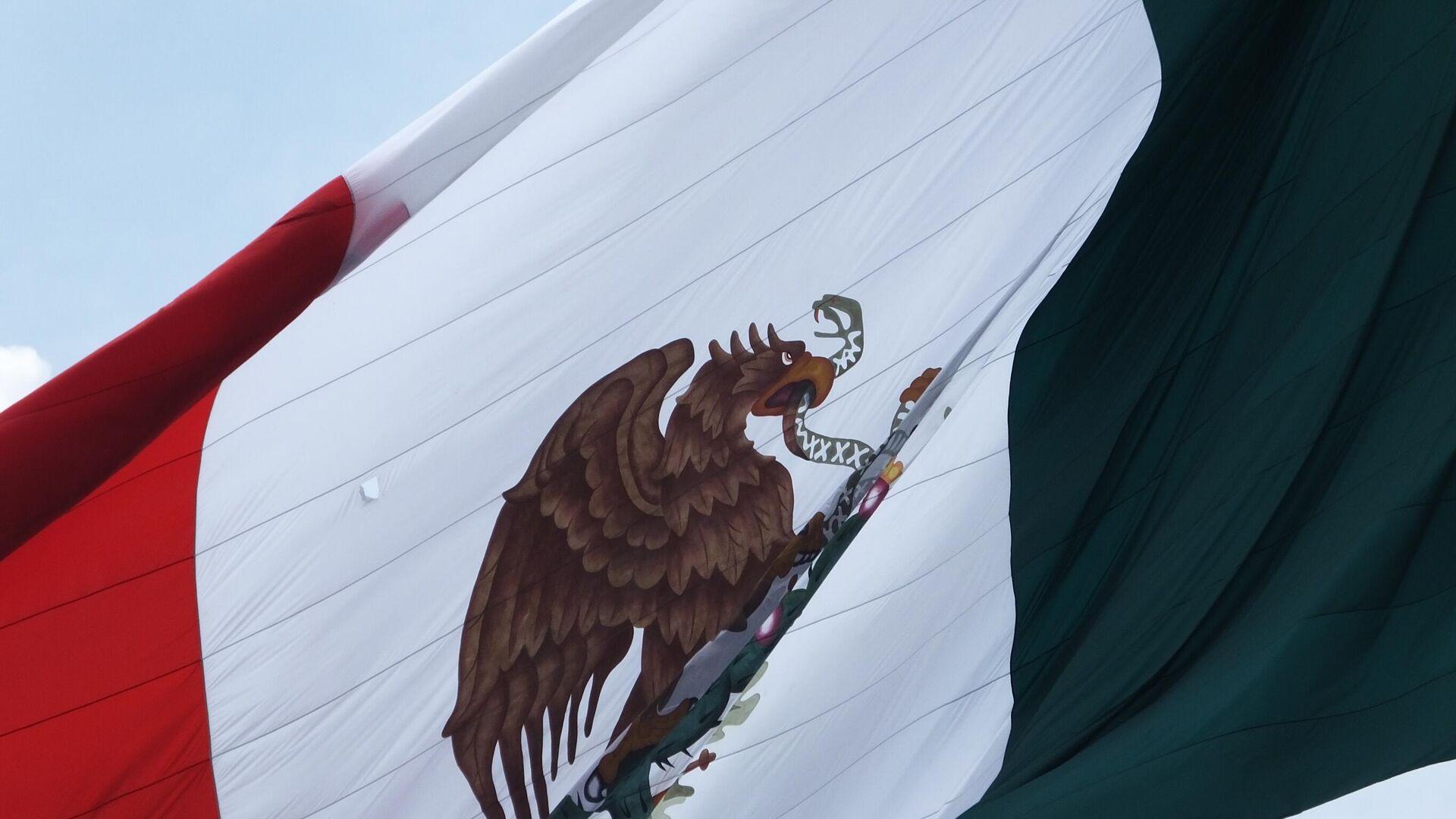 Bandera de México - Sputnik Mundo, 1920, 13.04.2021