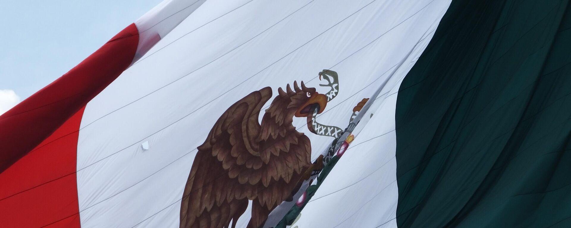 Bandera de México - Sputnik Mundo, 1920, 29.04.2021
