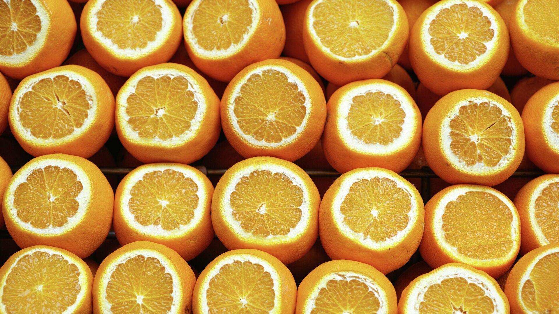 Unas naranjas - Sputnik Mundo, 1920, 02.03.2021