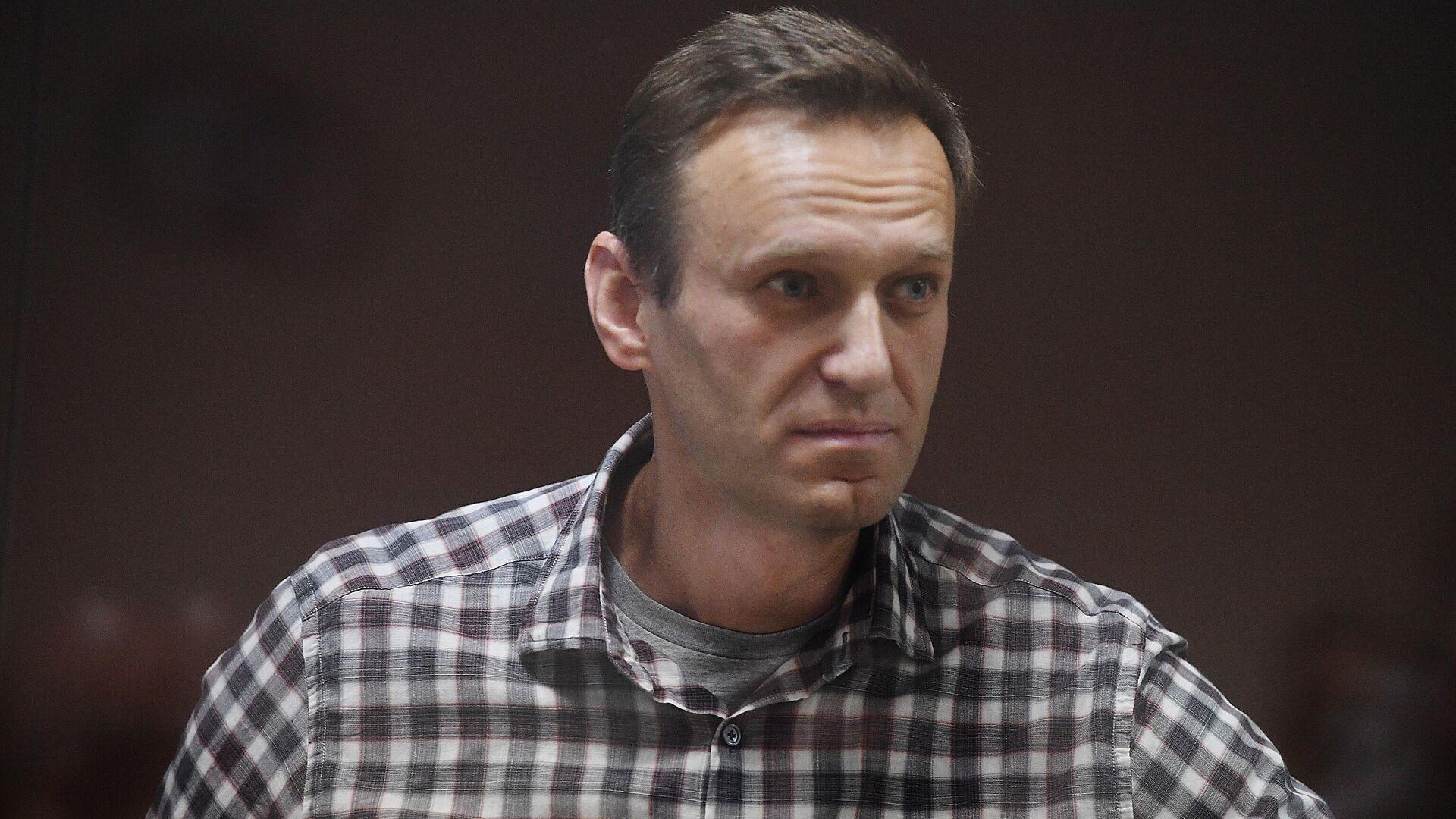Alexéi Navalni, bloguero opositor ruso - Sputnik Mundo, 1920, 01.04.2021