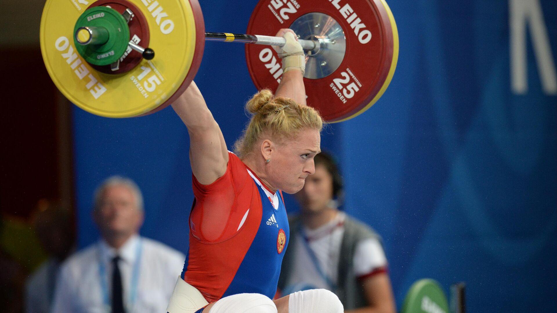 Oxana Slivenko, campeona olímpica rusa - Sputnik Mundo, 1920, 02.03.2021