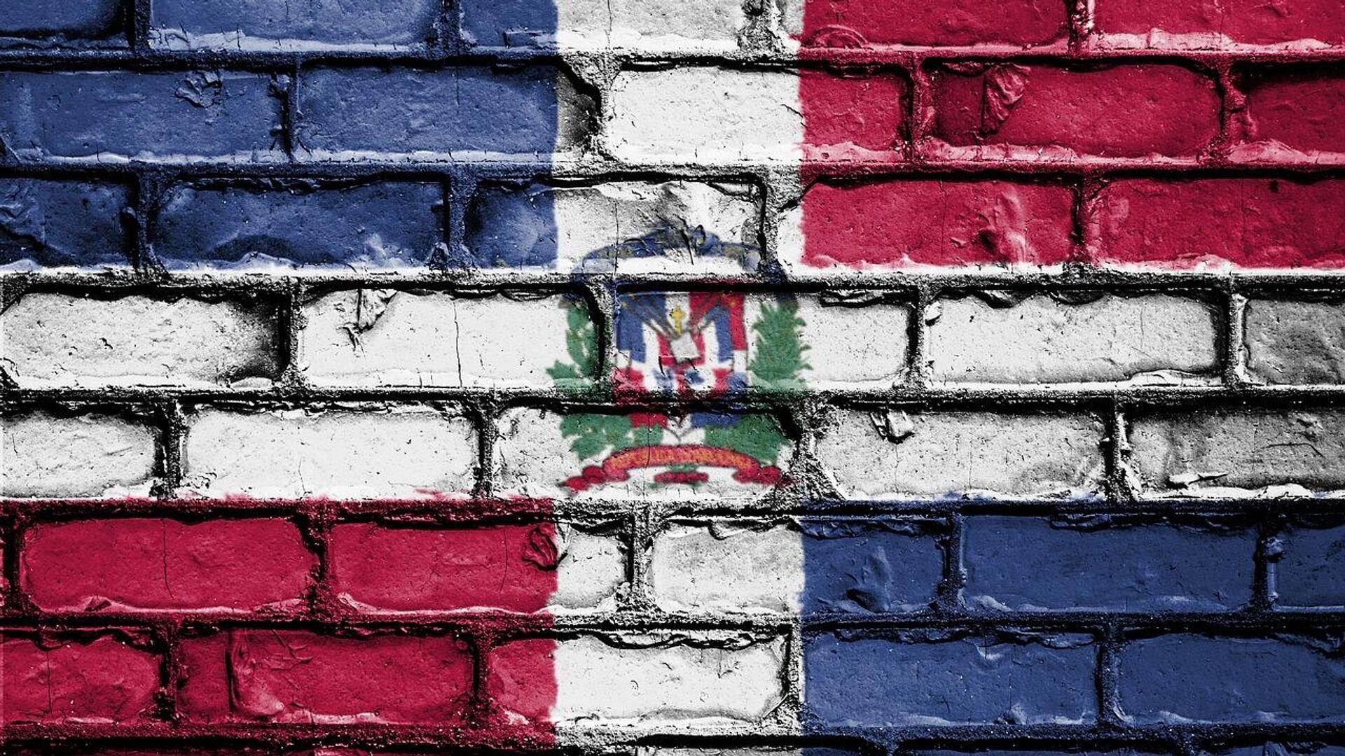 Bandera de la República Dominicana - Sputnik Mundo, 1920, 02.03.2021