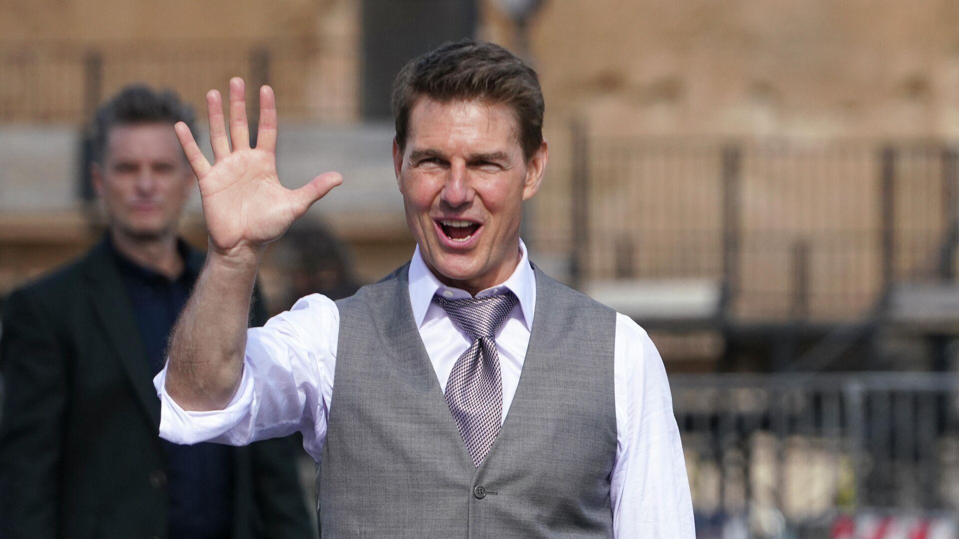 Tom Cruise , actor estadounidense - Sputnik Mundo, 1920, 03.03.2021