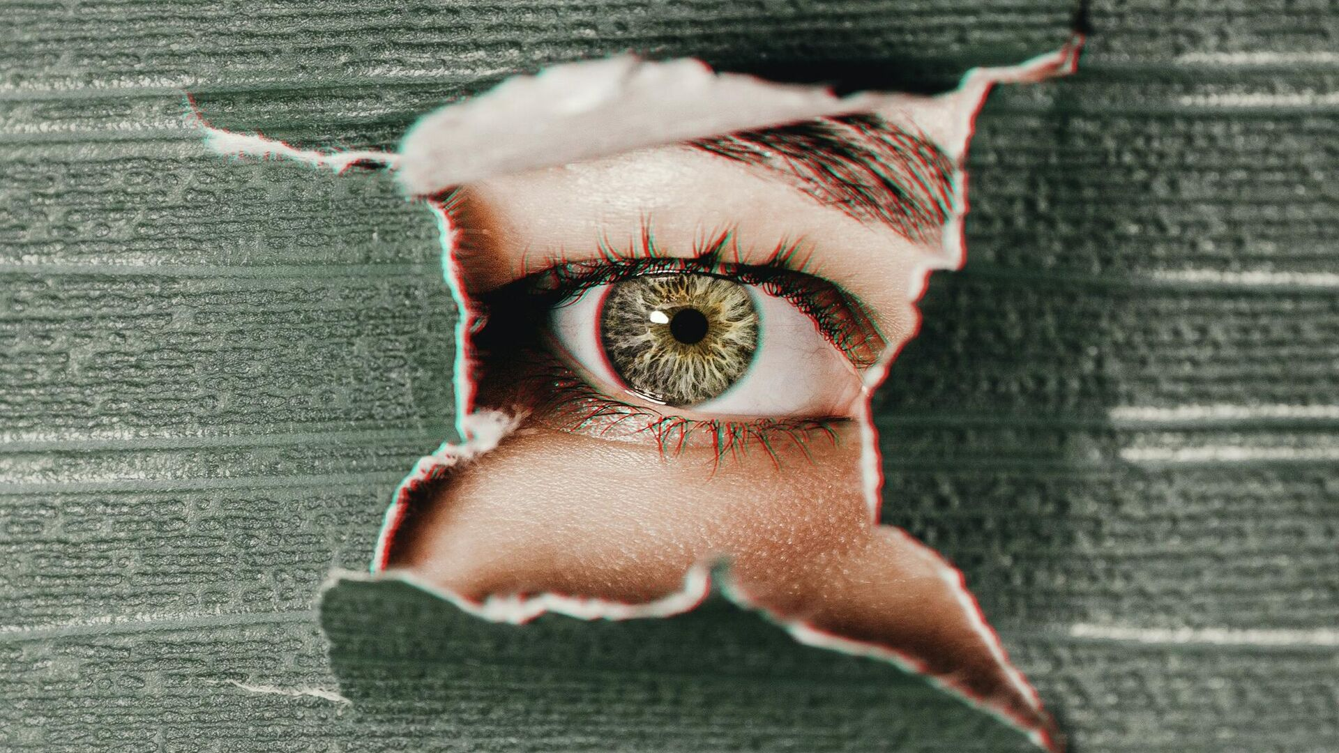 Un ojo, imagen ilustrativa - Sputnik Mundo, 1920, 04.03.2021
