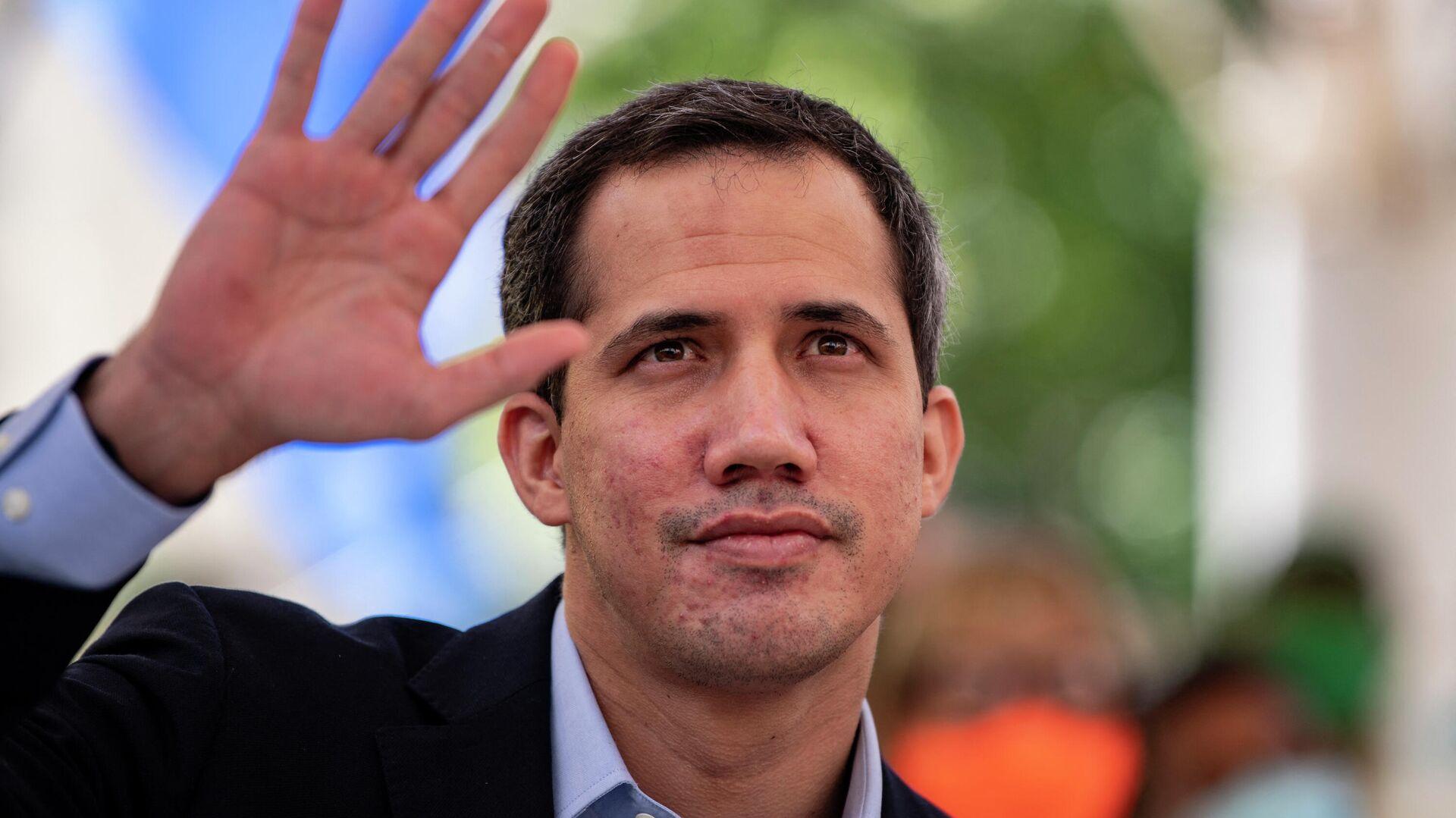 Juan Guaidó, opositor venezolano - Sputnik Mundo, 1920, 28.03.2021