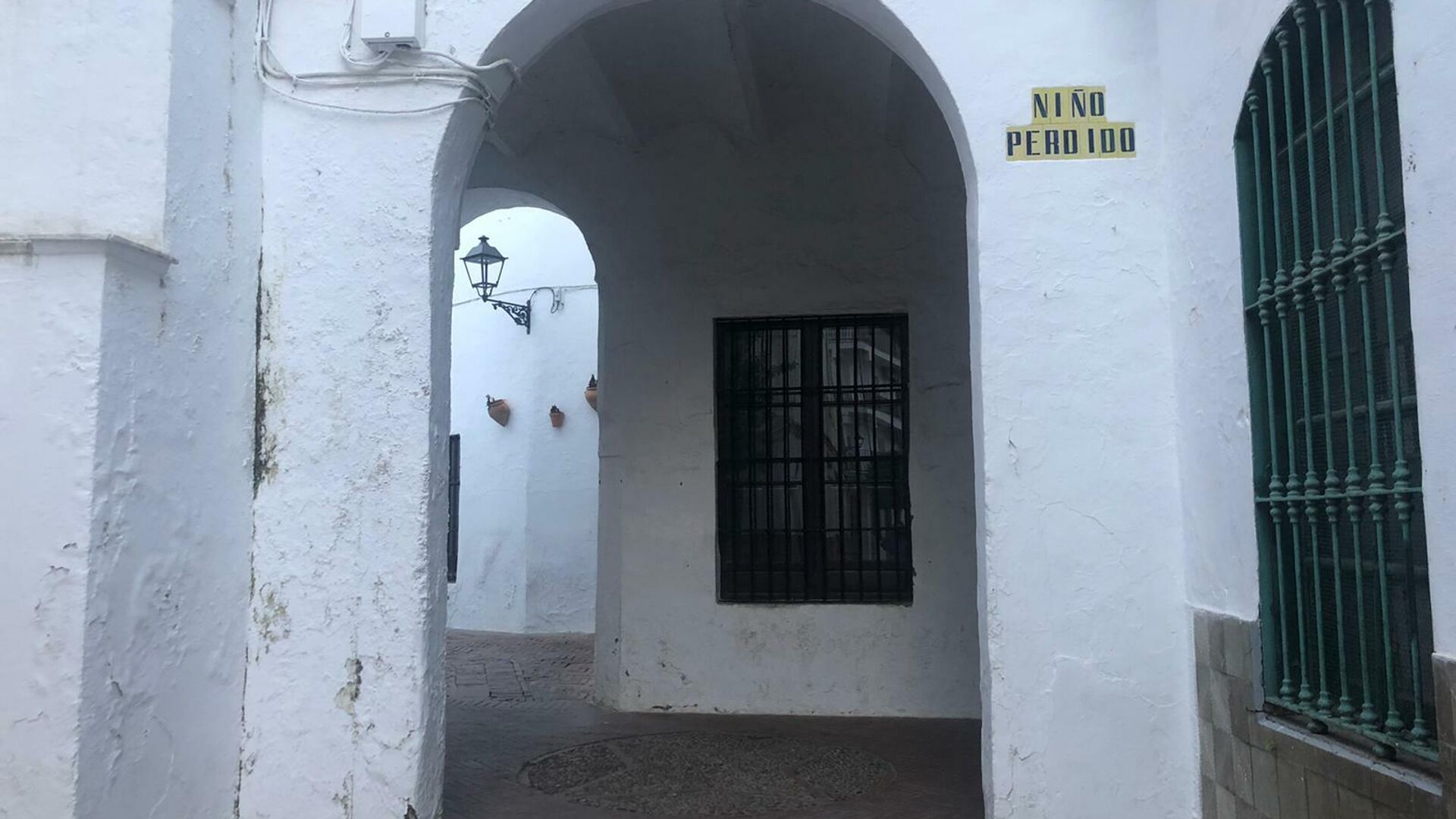 La calle en la que se encuentra el bar de copas Niño Perdido - Sputnik Mundo, 1920, 07.03.2021